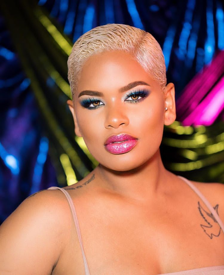 Get The Look:  Fenty Beauty Galaxy Collection