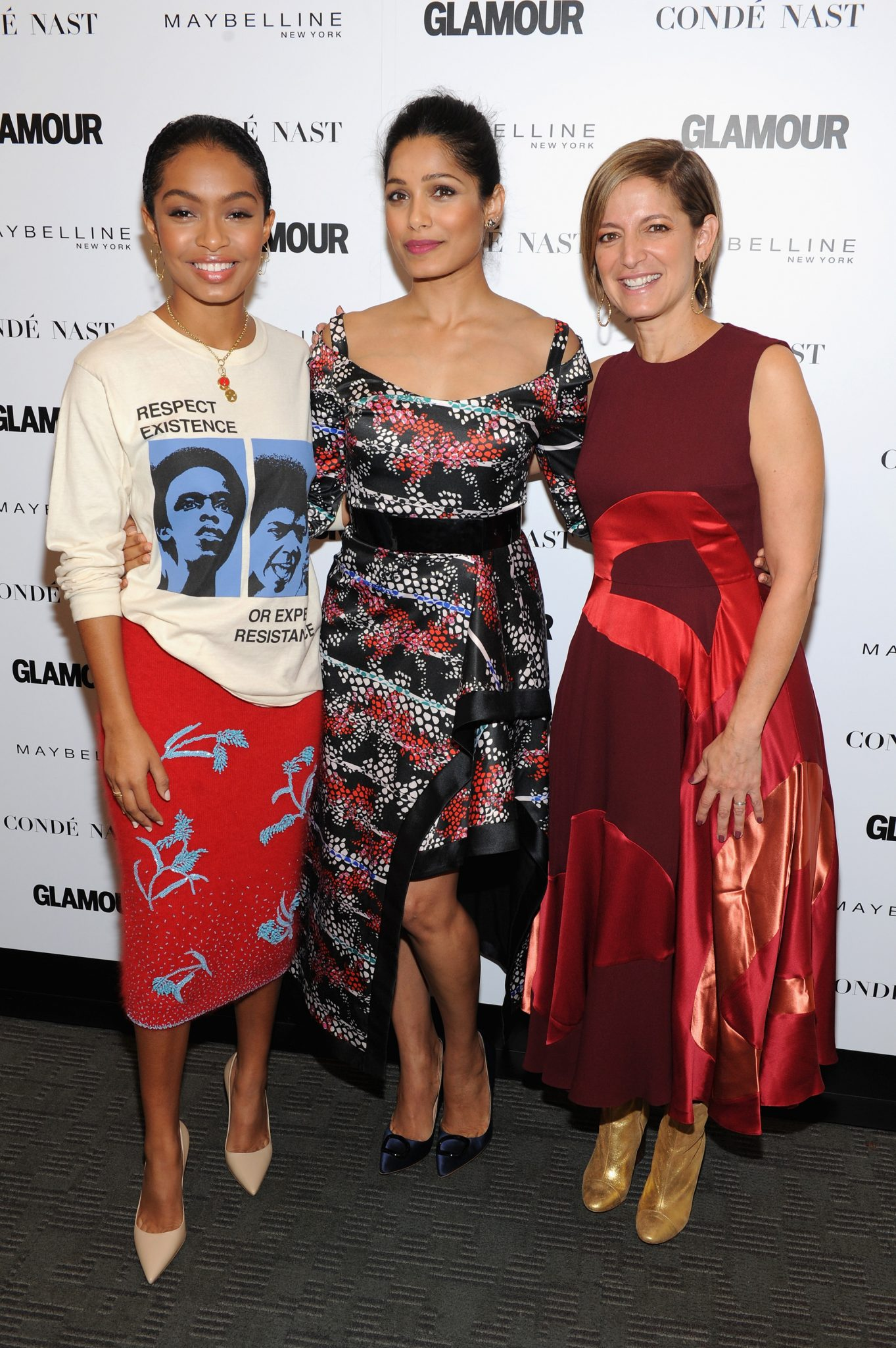 Glamour's 'The Girl Project' Host Rally In Celebration Of Int'l Day Of The Girl