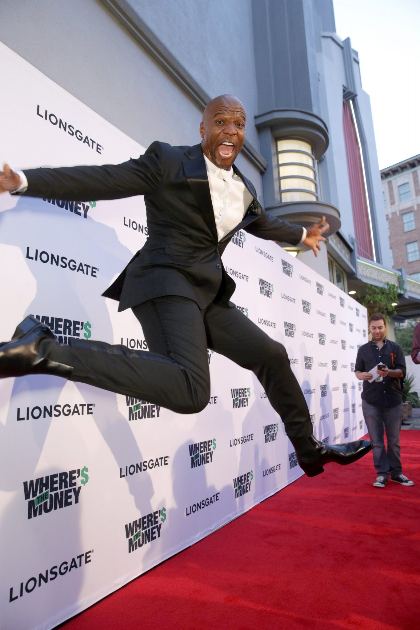 Red Carpet Arrivals: Where's The Money World Premiere