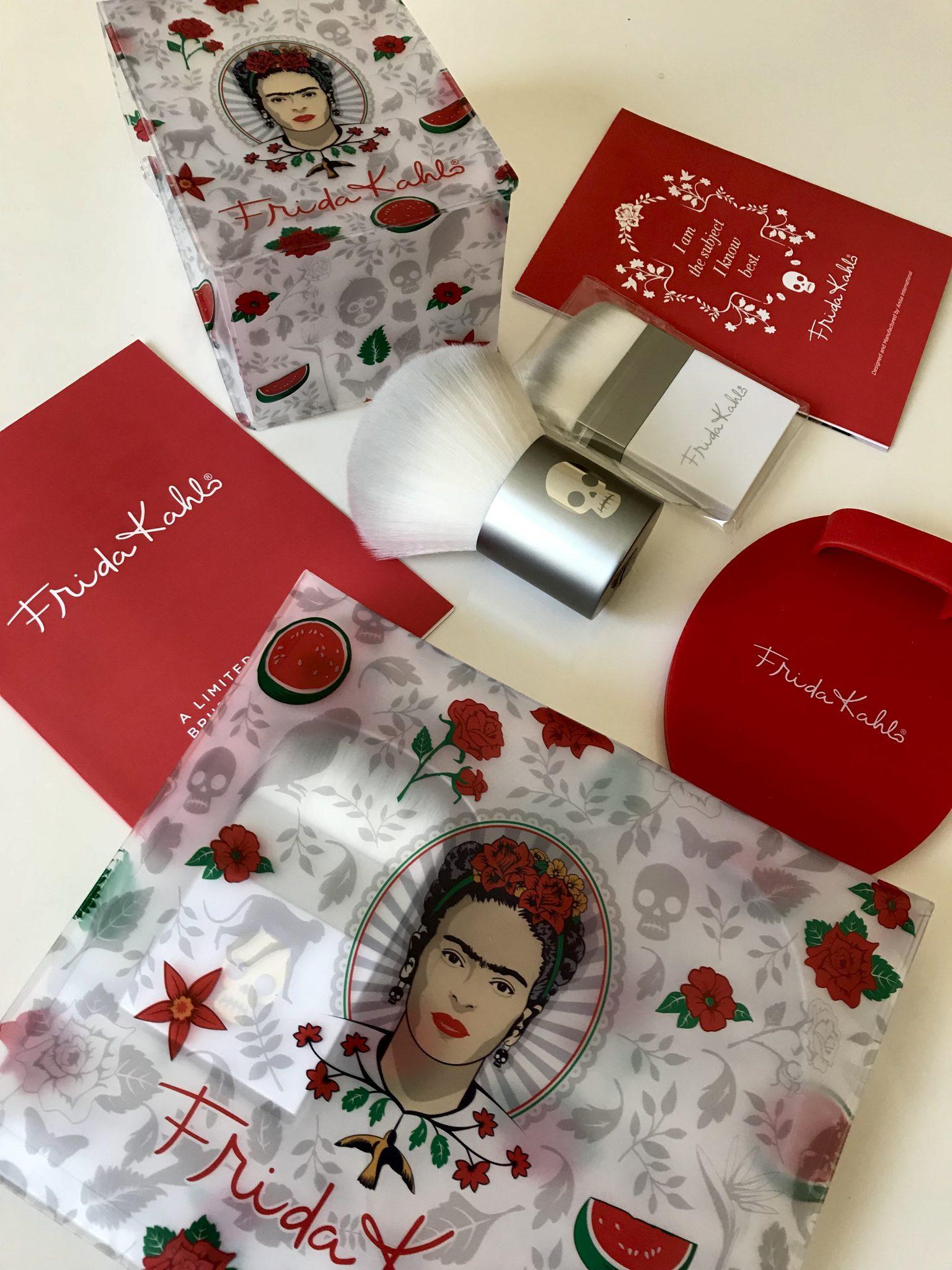 Frida Kahlo x Anisa Beauty Brushes