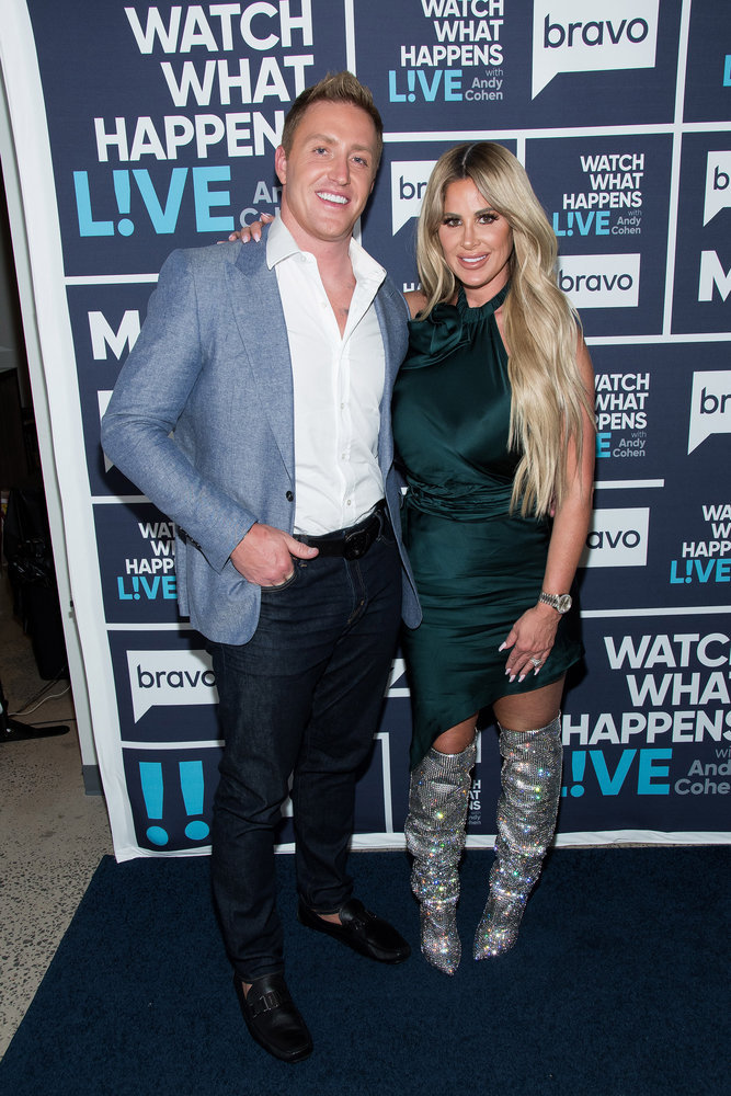 In Case You Missed It: Kim Zolciak and Kroy Biermann On Watch What Happens Live