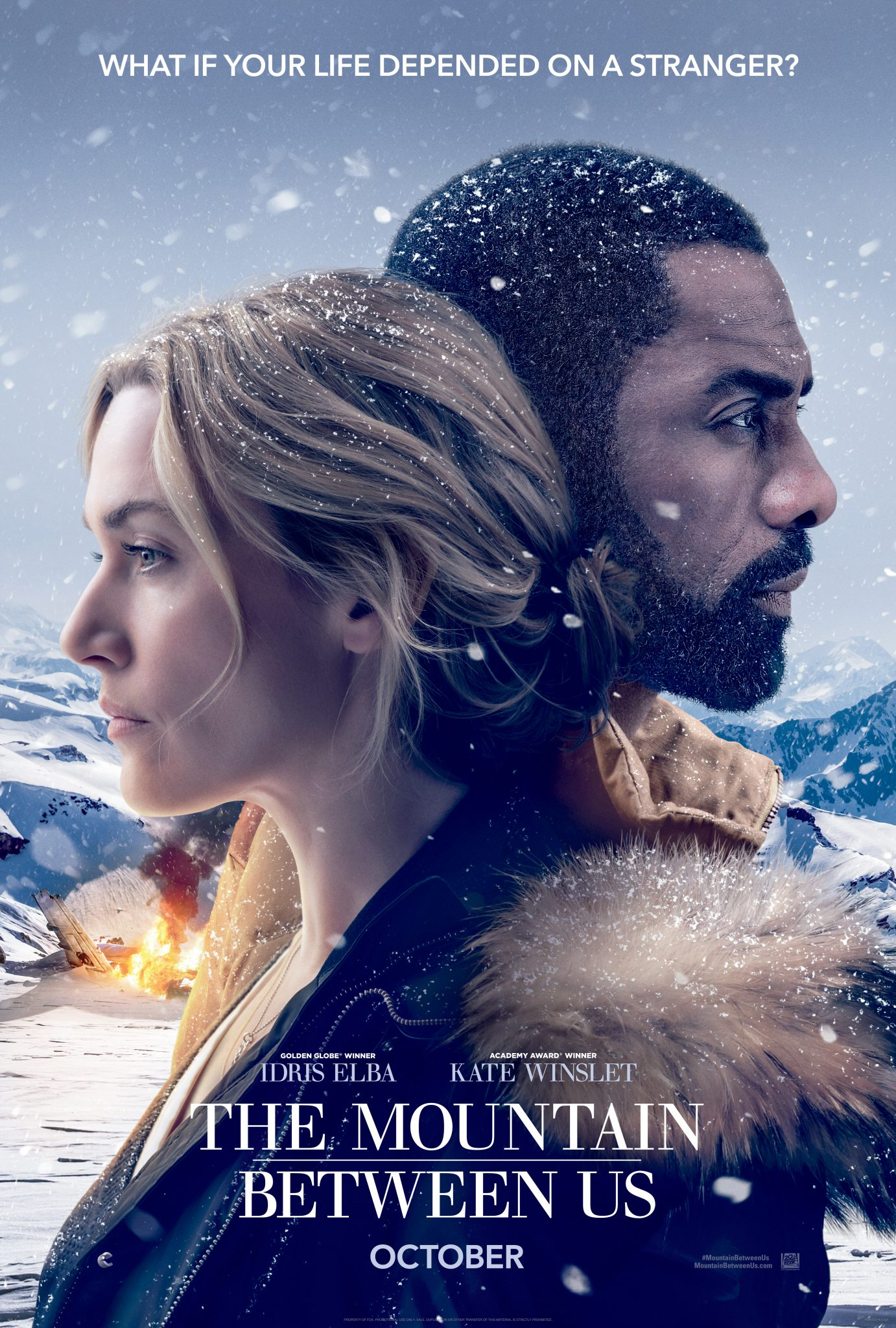 New Movie: The Mountain Between Us