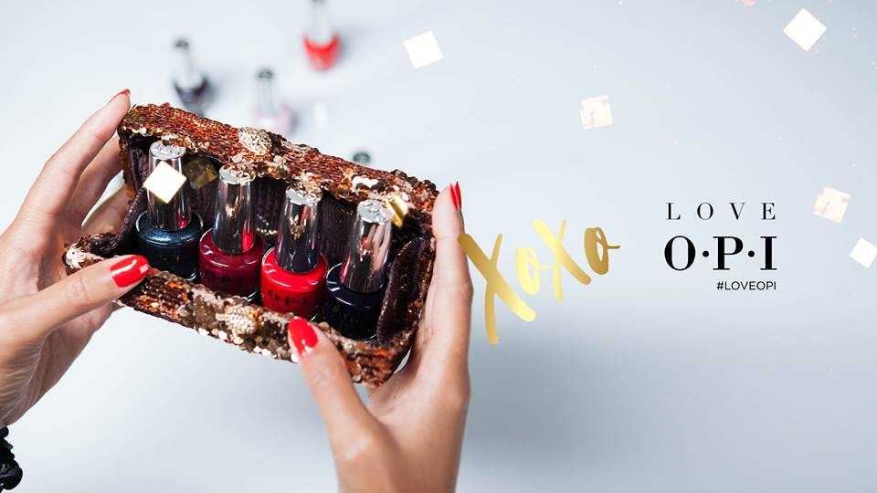 Love OPI, XOXO Holiday 2017 Collection