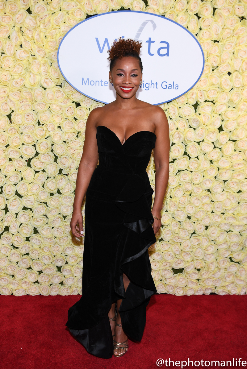 Anika Noni Rose Honored At Women In Film And Television In Atlanta