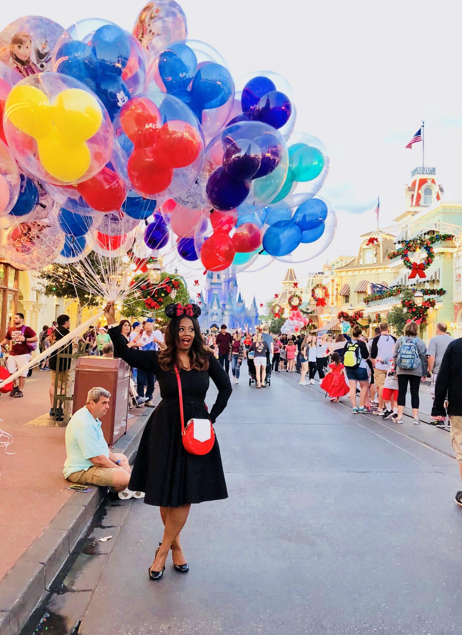 Recap: Mickey's Very Merry Christmas Party