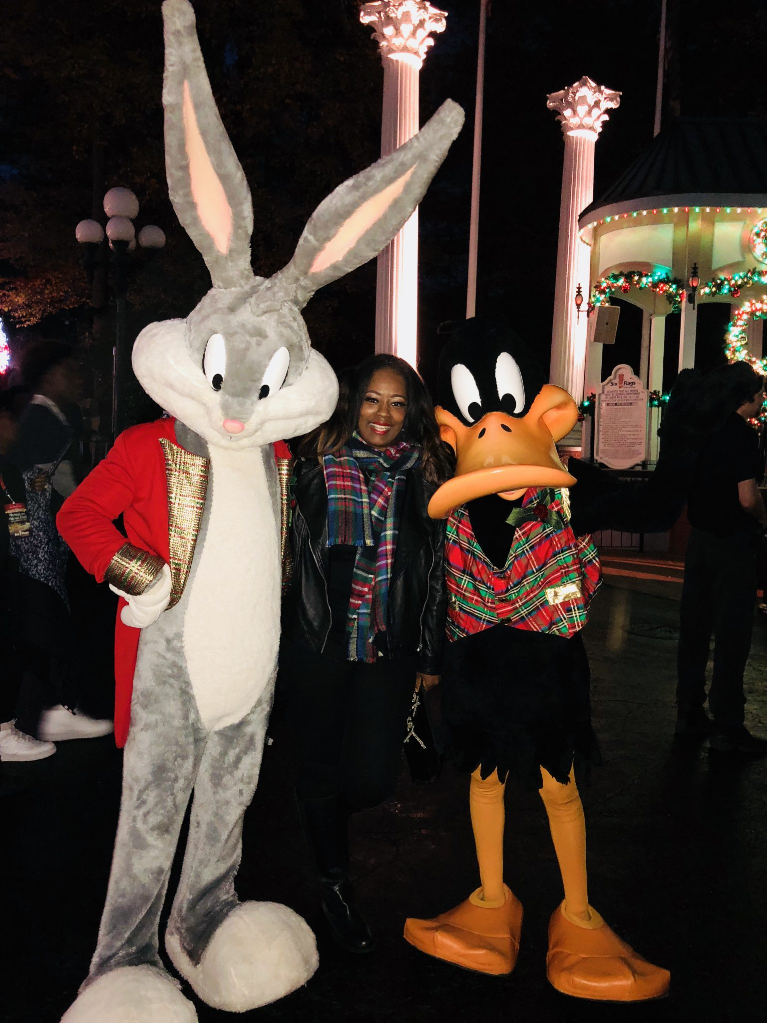 Recap: Six Flags Holiday In The Park Blogger/Media Event