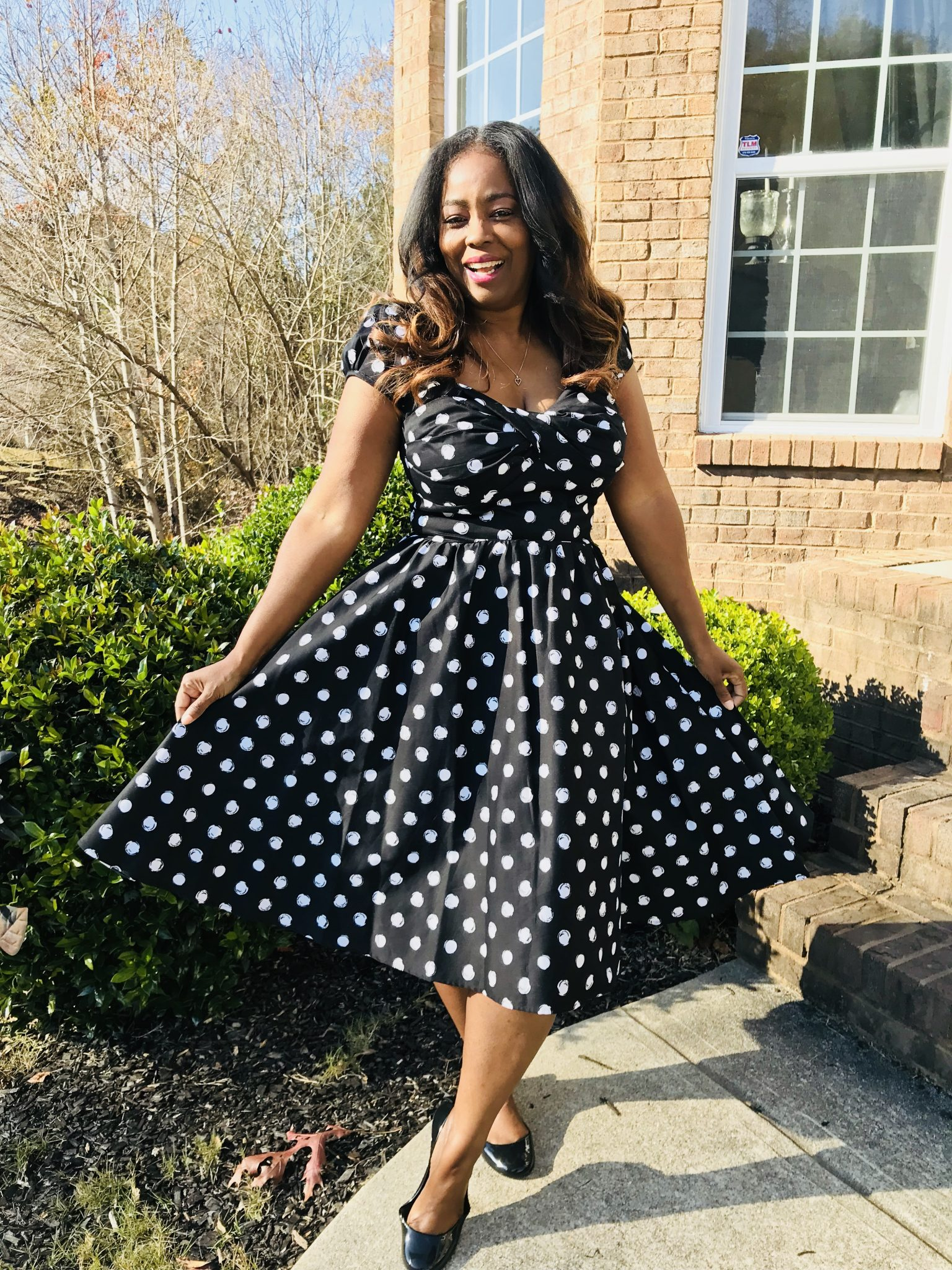 My Style: Stop And Stare Lindy Dress