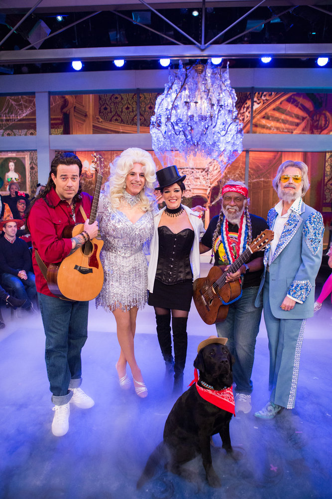 In Case You Missed It: Today Show Anchors As Country Music Stars