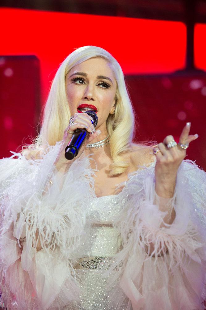 Wardrobe Breakdown: Gwen Stefani on The Today Show