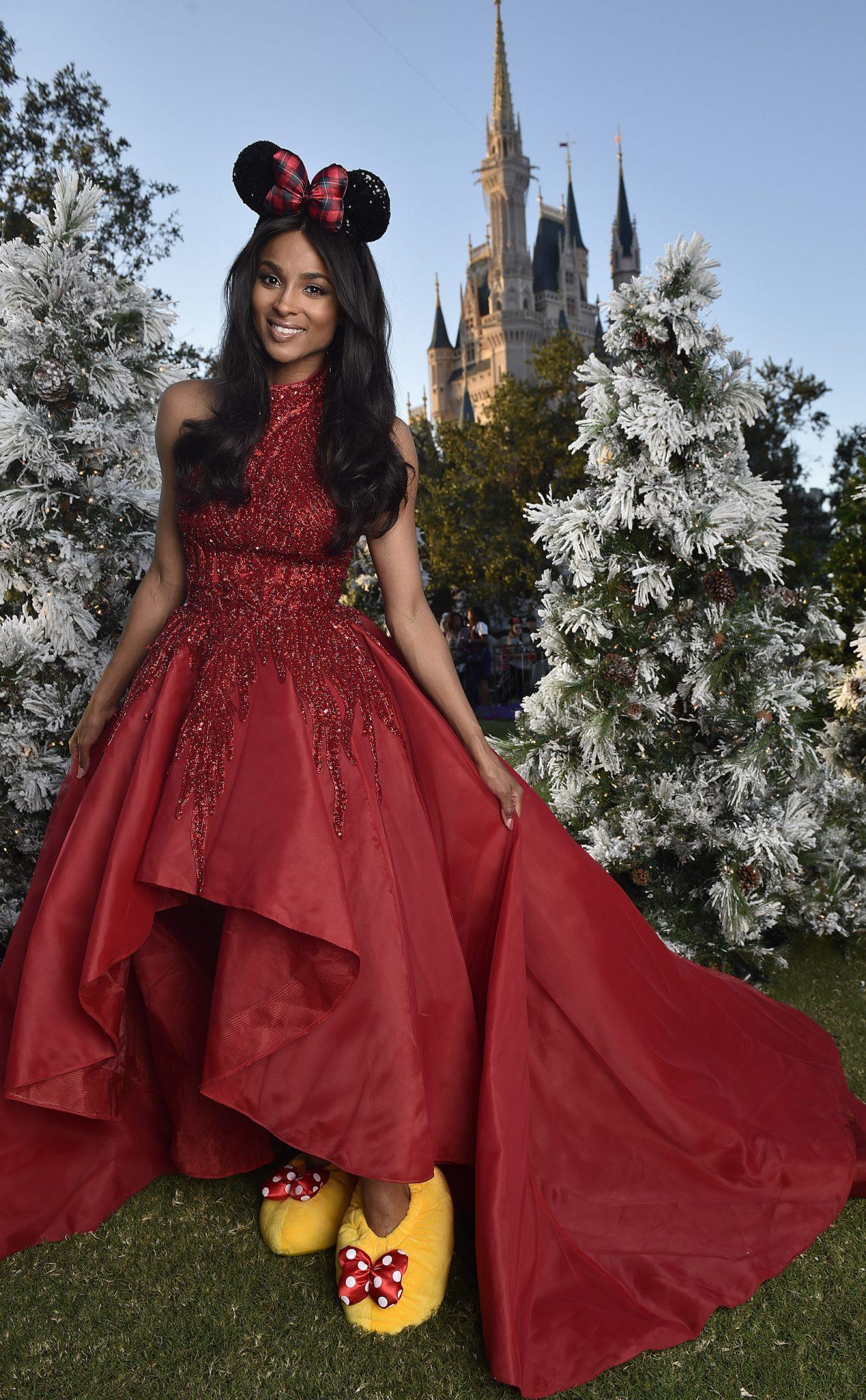 Wardrobe Breakdown: Ciara At Disney