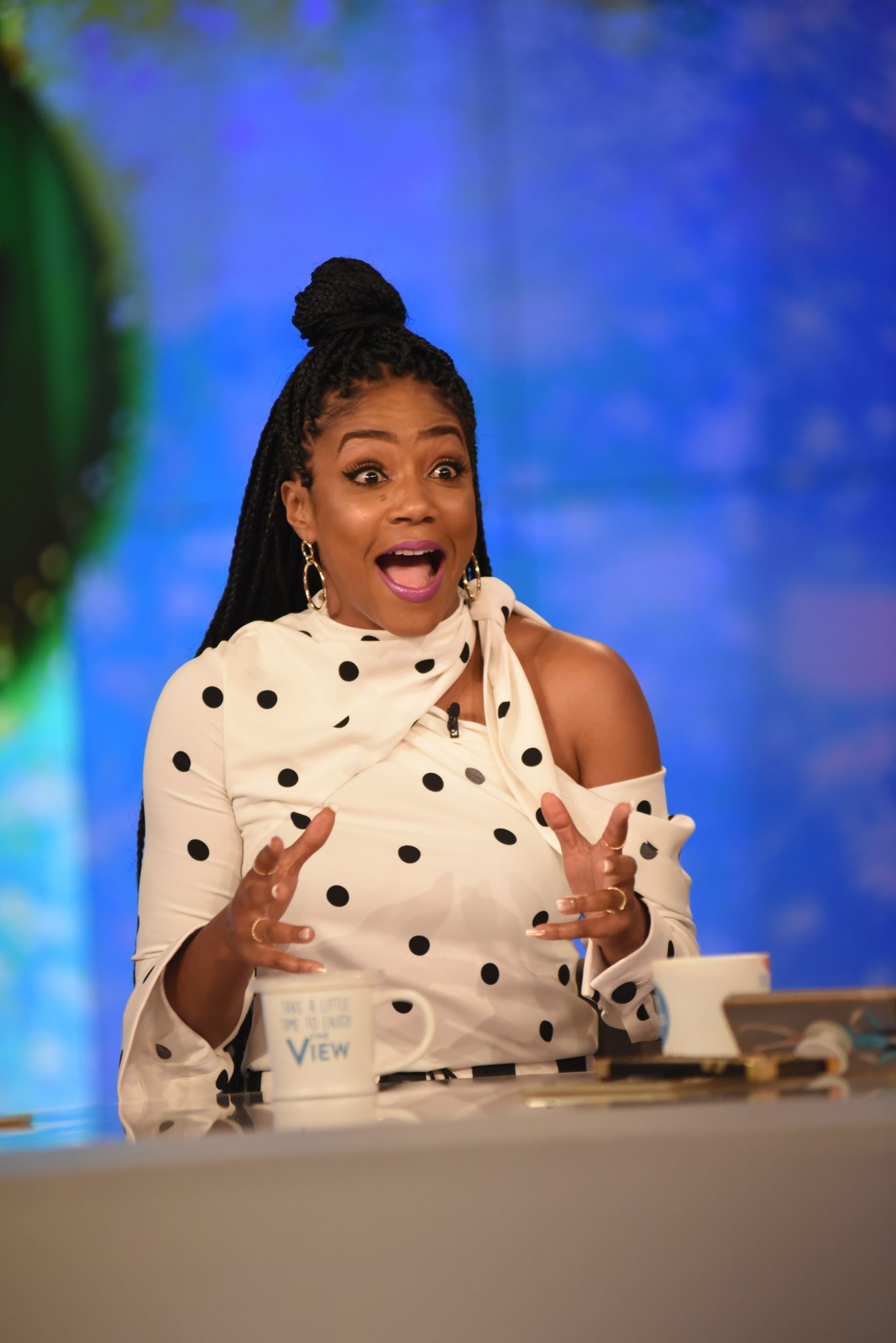 In Case You Missed It: Tiffany Haddish On The View