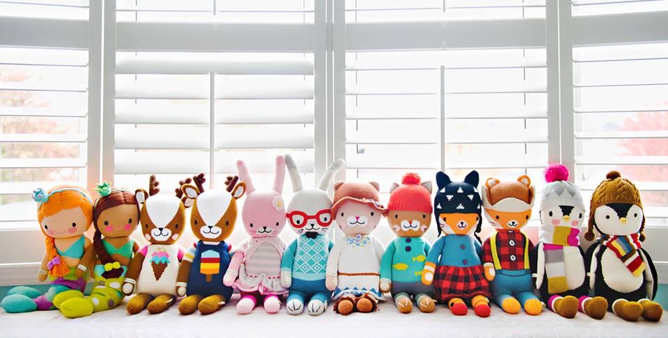 Gift Idea: Cuddle and Kind Dolls