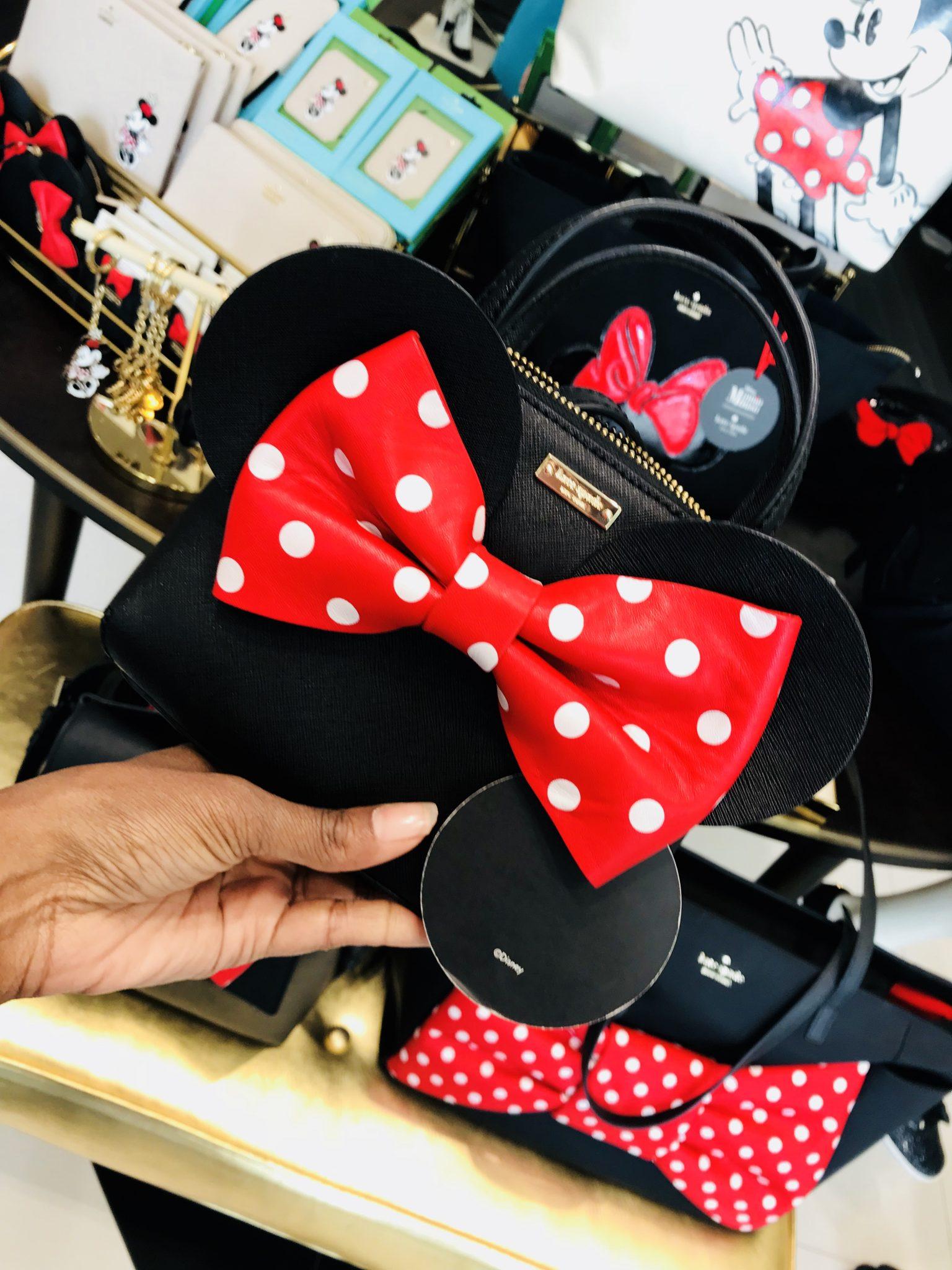 All I Want For Christmas: Kate Spade Minnie Mouse Minnie Maise