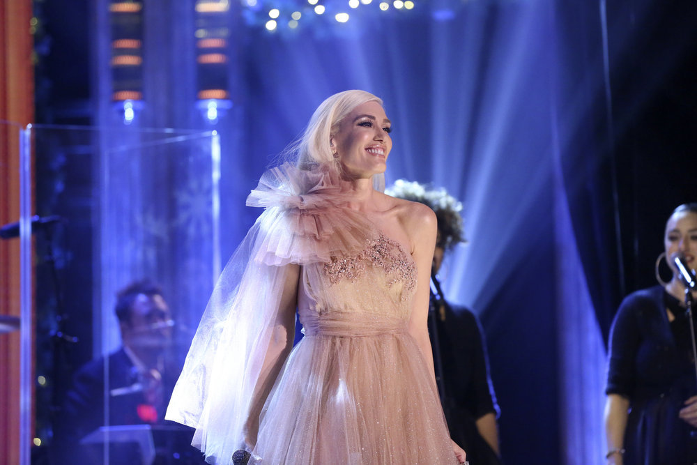 In Case You Missed It: Gwen Stefani On The Tonight Show Starring Jimmy Fallon