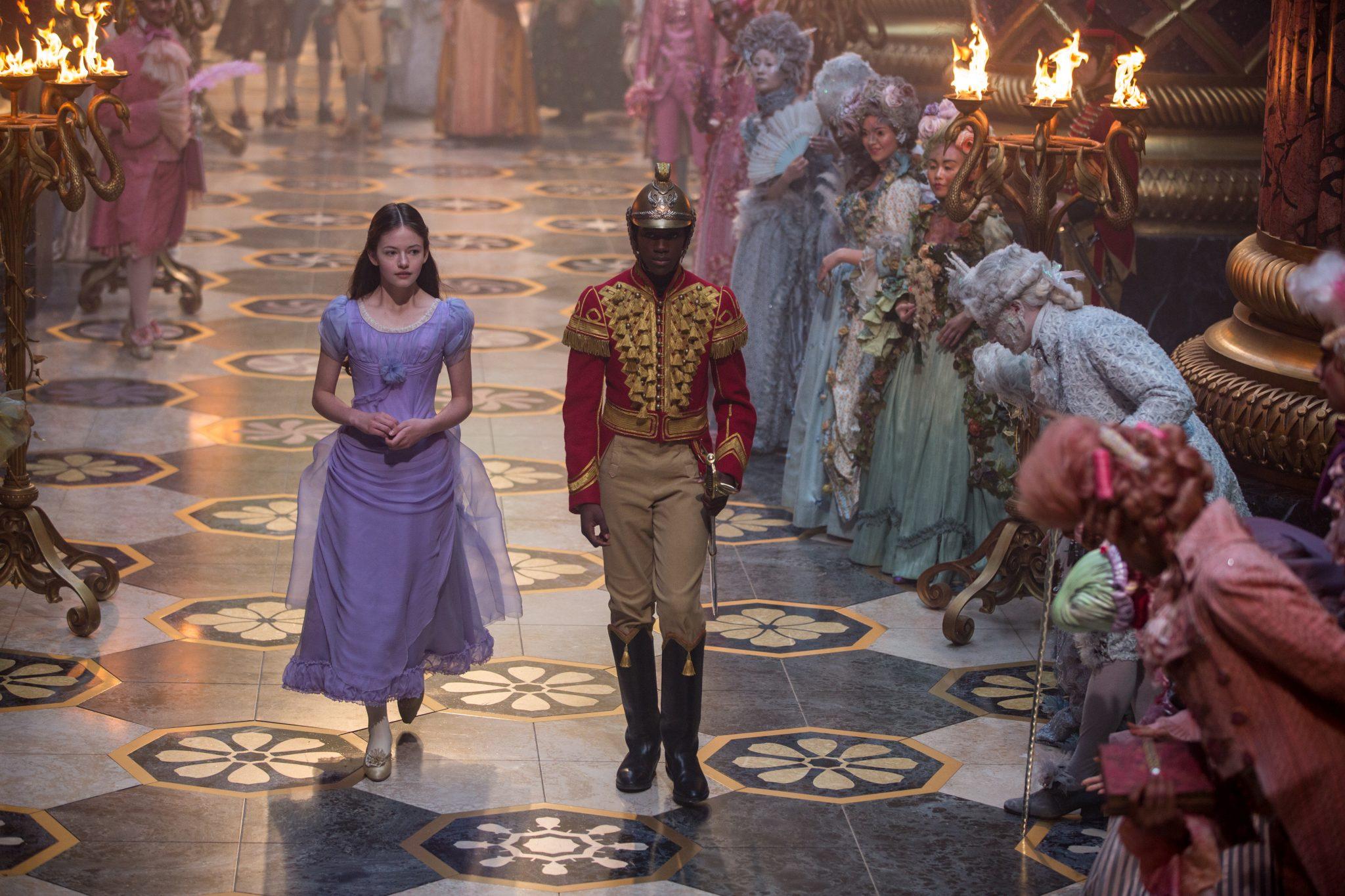 New Movie: Disney's THE NUTCRACKER AND THE FOUR REALMS