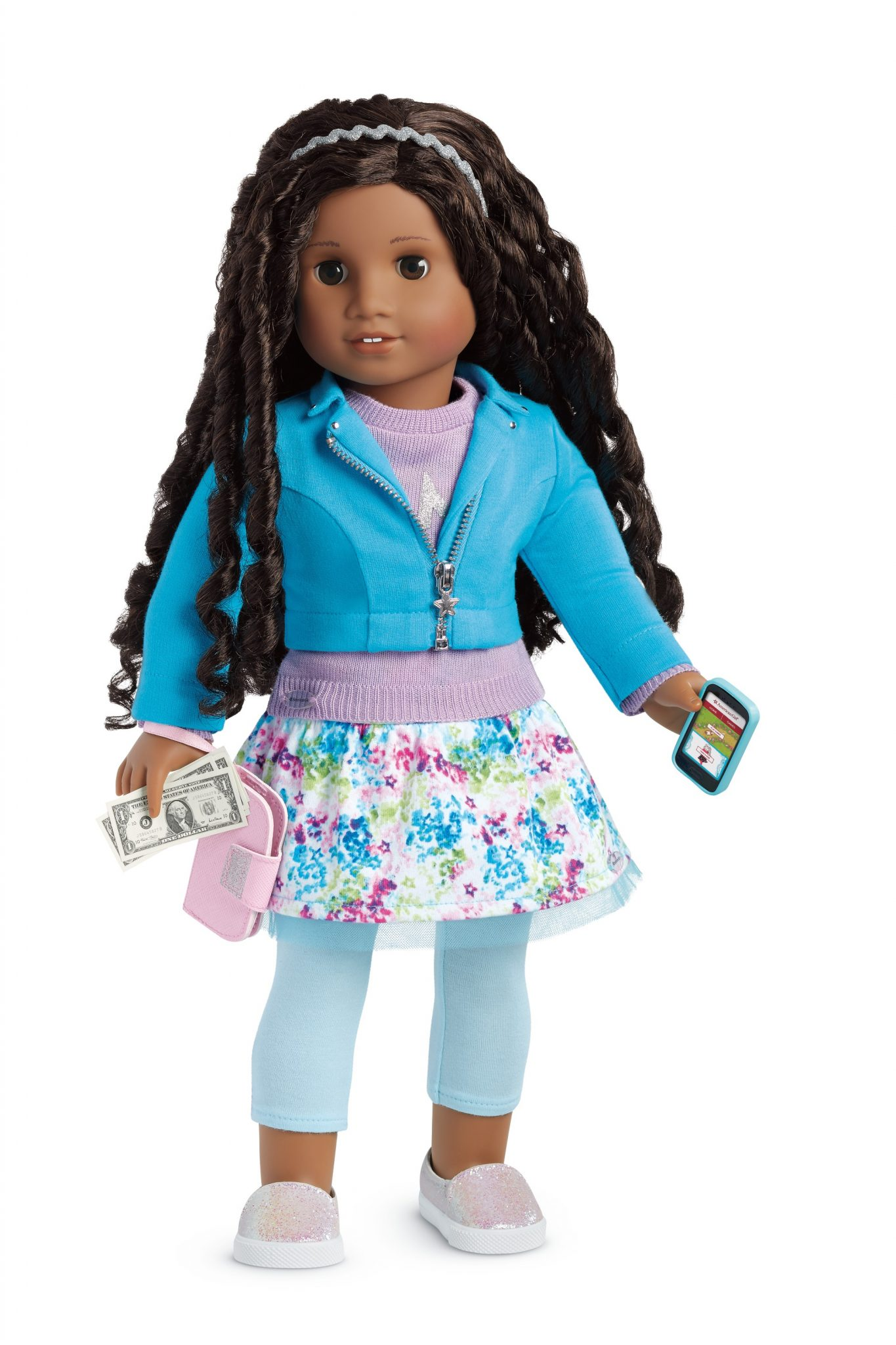 """American Girl """"Truly Me"""" Doll Instagram Giveaway!"""