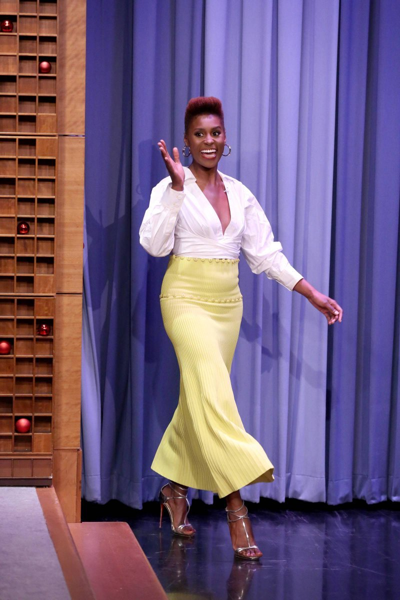 In Case You Missed It: Issa Rae On The Tonight Show Starring Jimmy Fallon