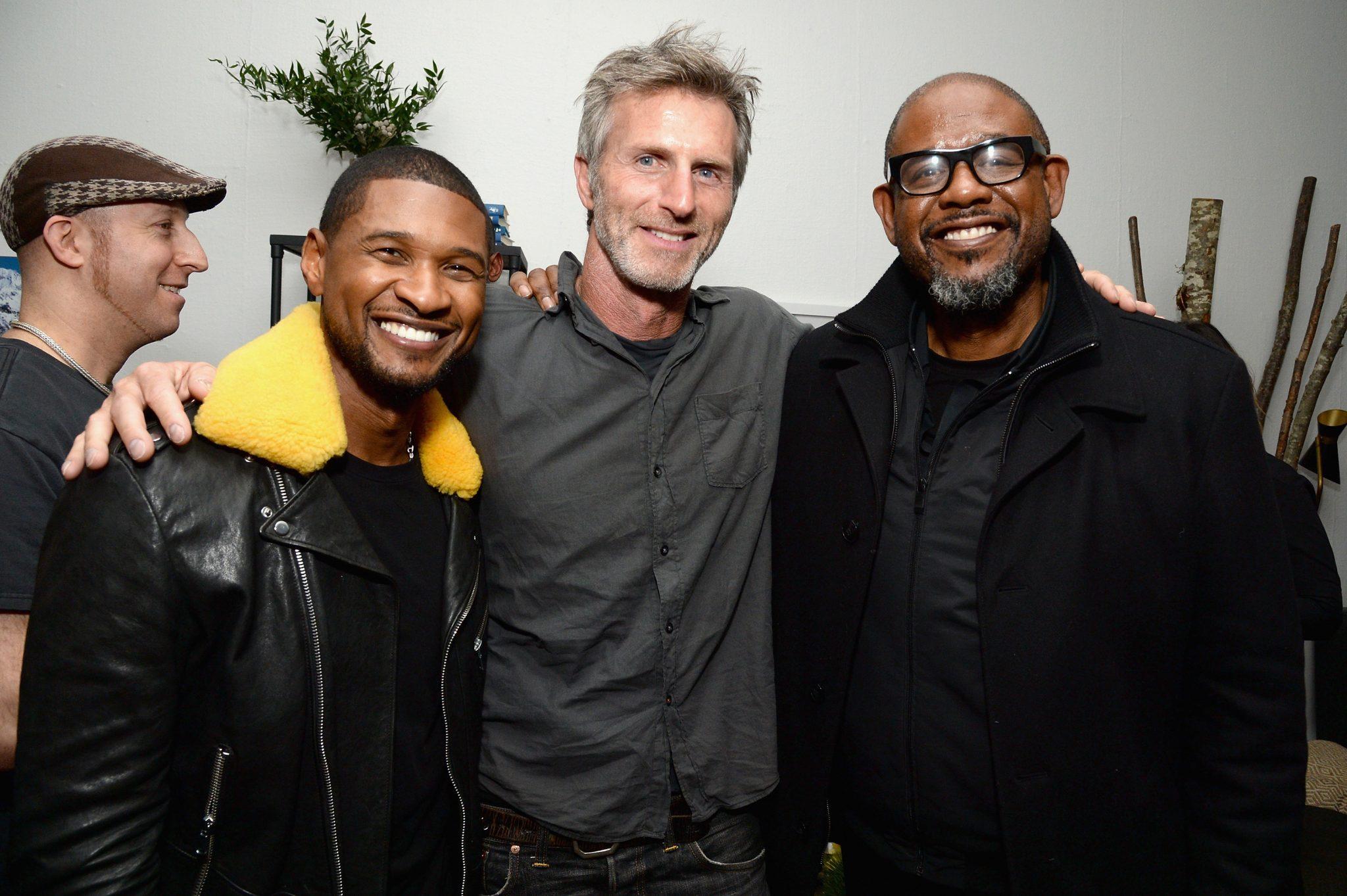 Usher, Forest Whitaker, Garrett Hedlund Celebrate the Premiere of Burden At Sundance Film Festival
