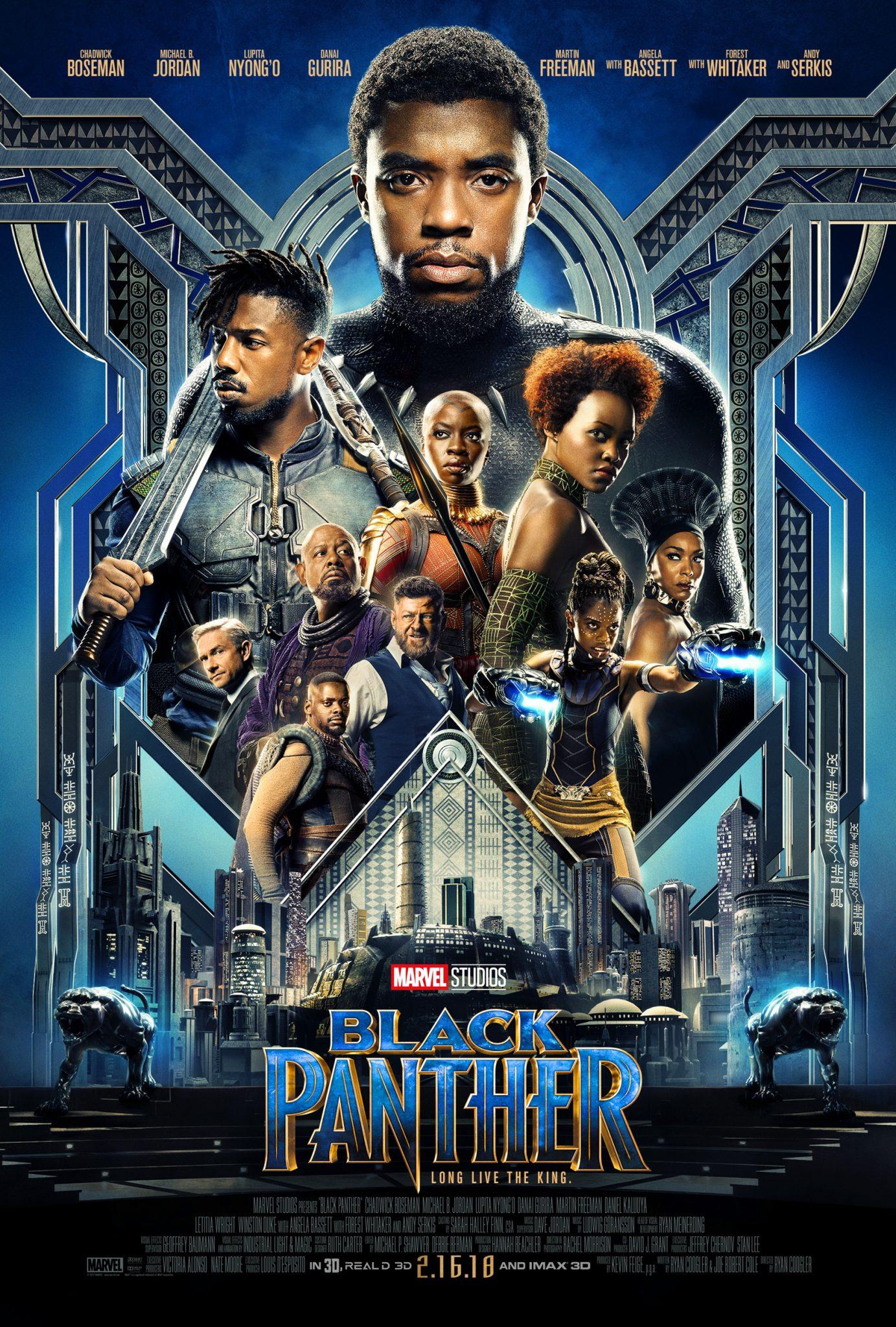 Marvel Studios Black Panther New Featurette