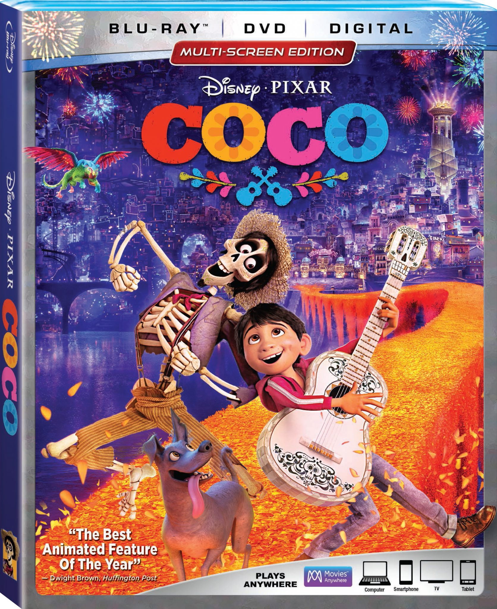 Hey, Hey, Hey! Coco Is Out Now On Blu-Ray!