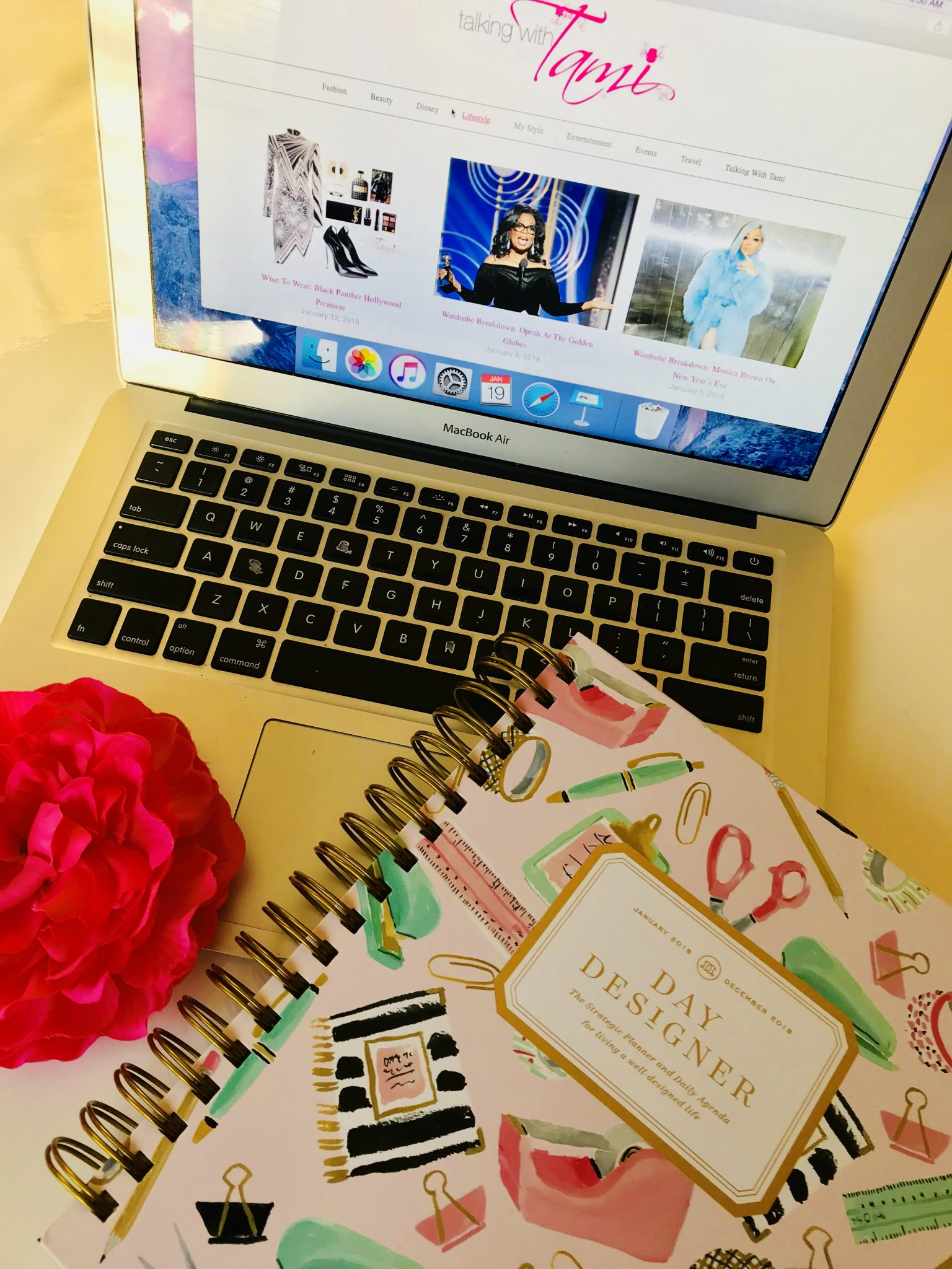 Getting My Life Organized For 2018 With Day Designer