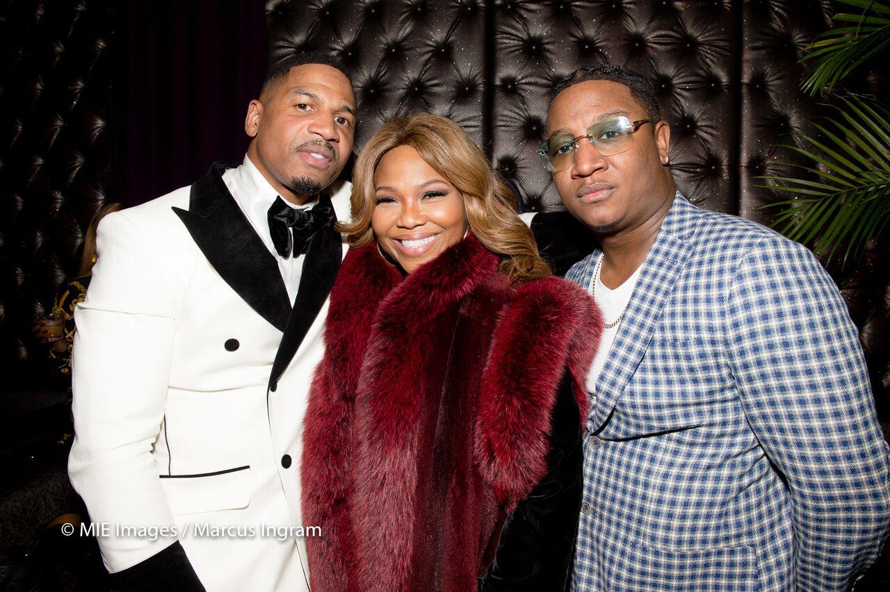 "Stevie J Launches ""Sleazy J's"" Pop-Up Series in Atlanta"