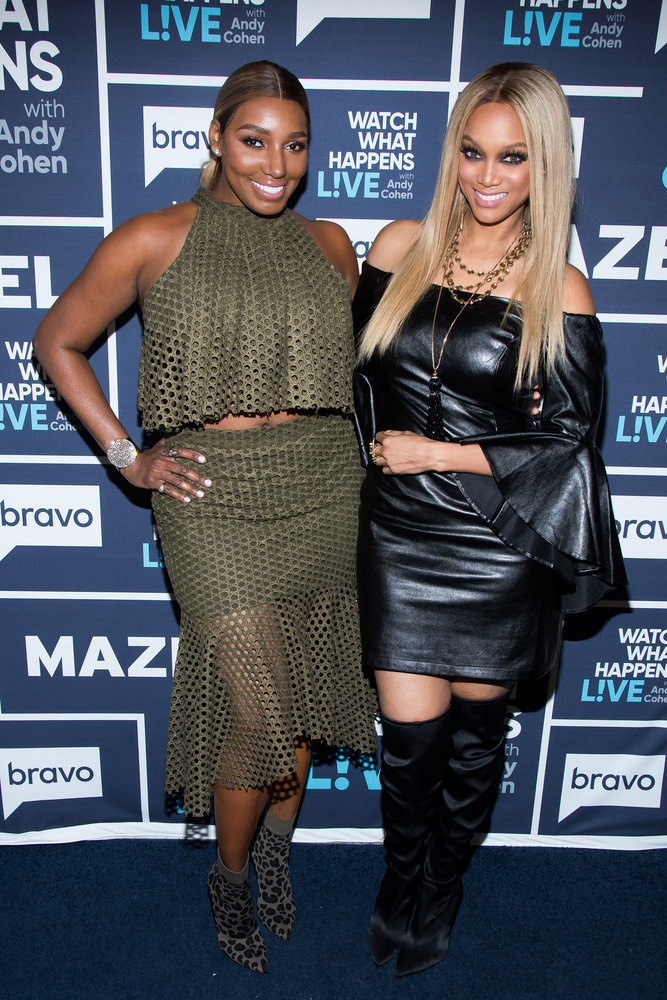 In Case You Missed It: Tyra Banks & NeNe Leakes On Watch What Happens Live