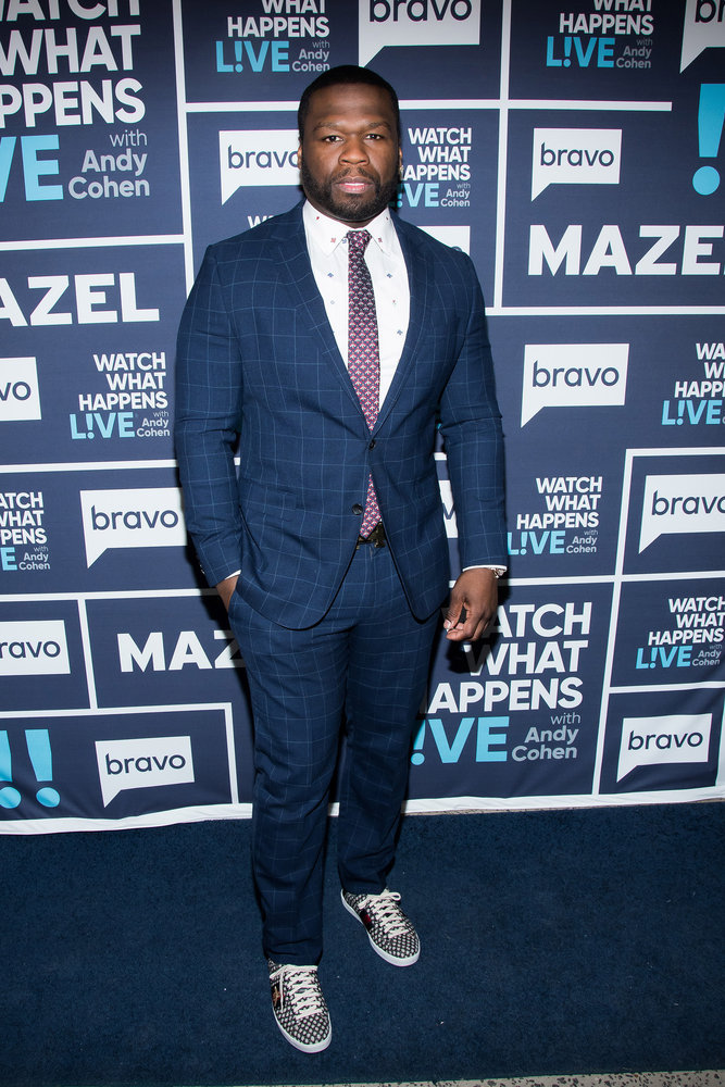 In Case You Missed It: 50 Cent On Watch What Happens Live With Andy Cohen