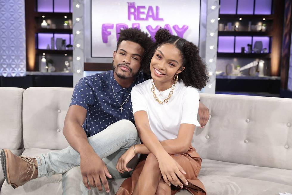 In Case You Missed It: Yara Shahidi And Trevor Jackson On The Real