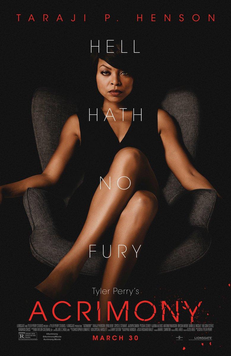 New Movie: Acrimony