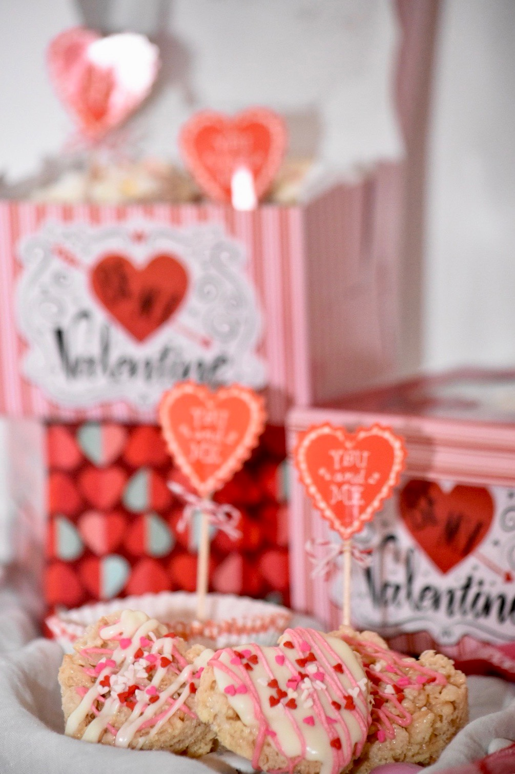 Quick And Easy Valentine's Day Sweet Treats & Recipes