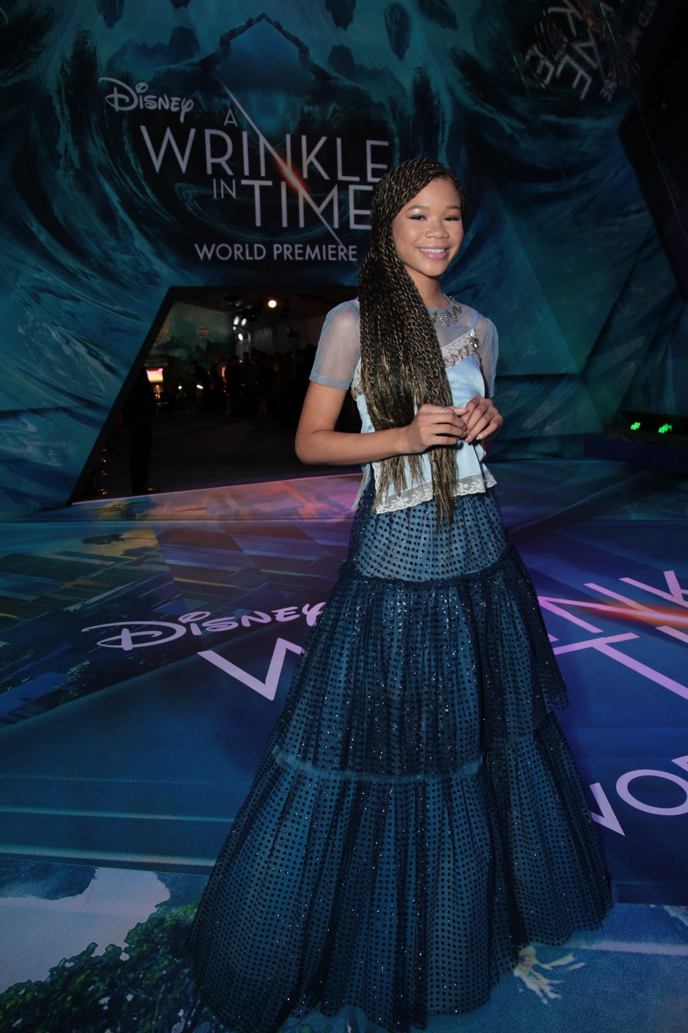 A Fun Interview With Actress Storm Reid From A Wrinkle In Time