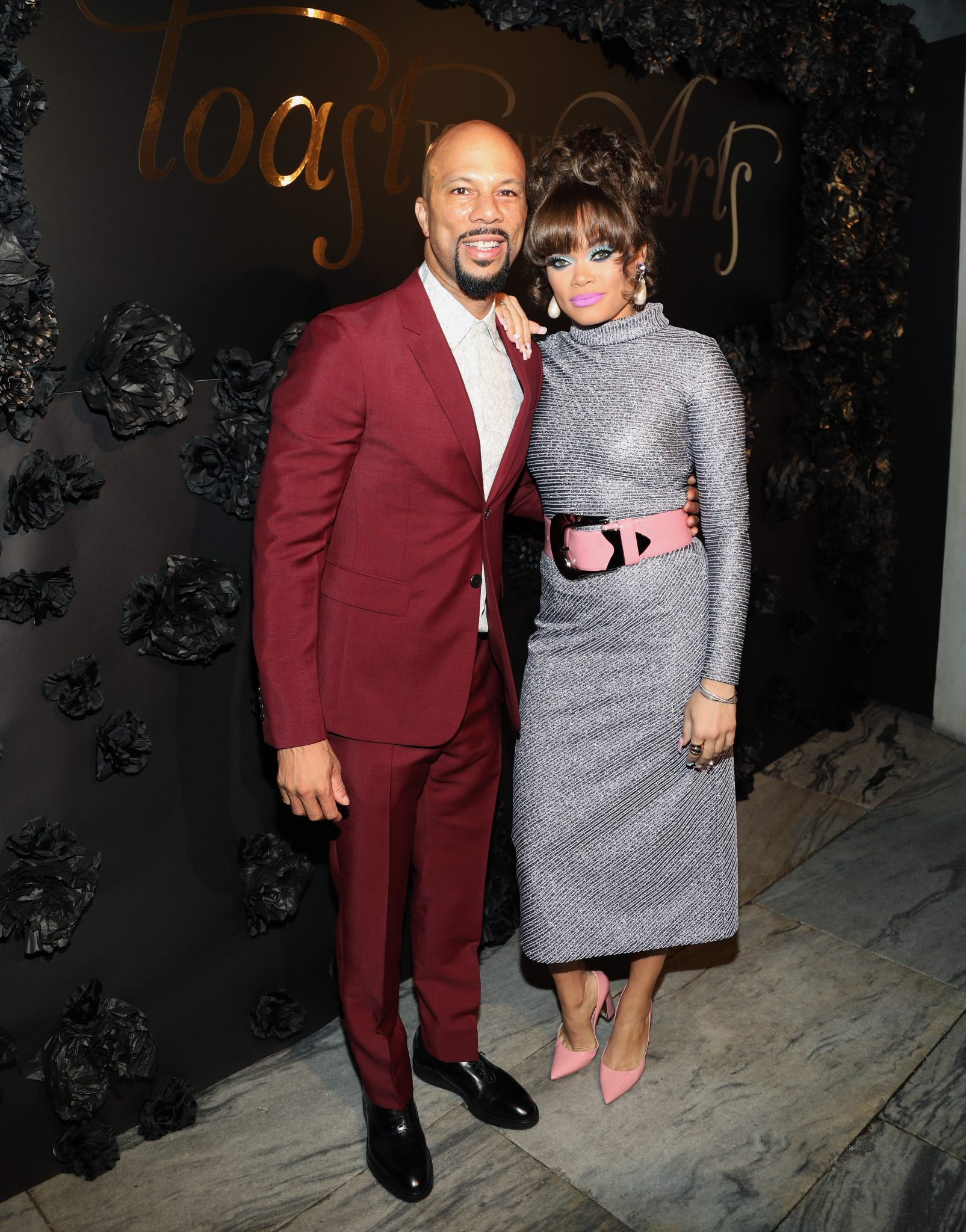 Common And The Ayars Agency Celebrate the 4th Annual Toast to the Arts