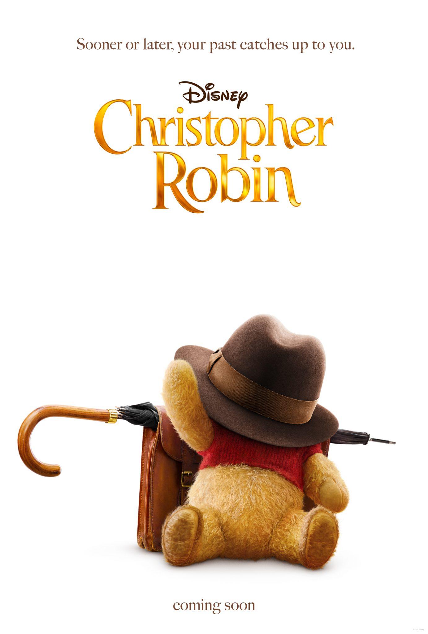 First Look: Disney Christopher Robin