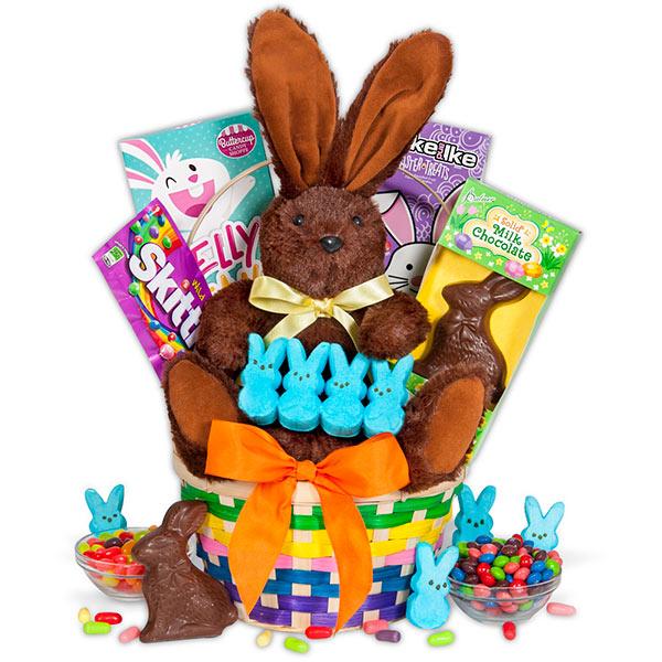 Gourmet Gift Easter Basket