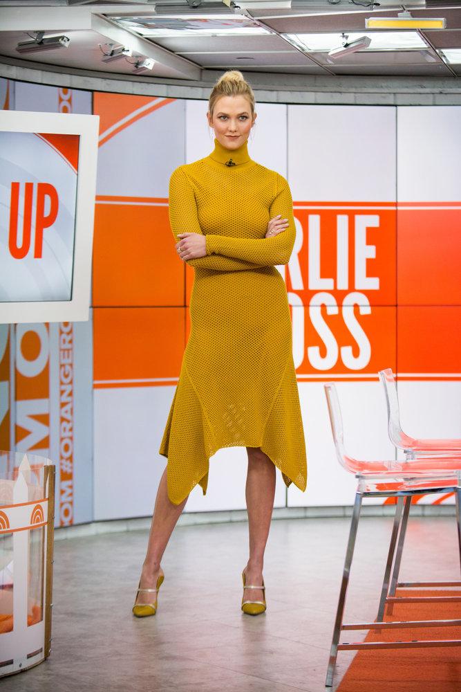 Wardrobe Breakdown: Karlie Kloss On The Today Show