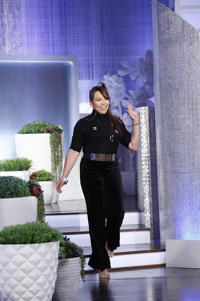 In Case You Missed It: Tisha Campbell On The Real