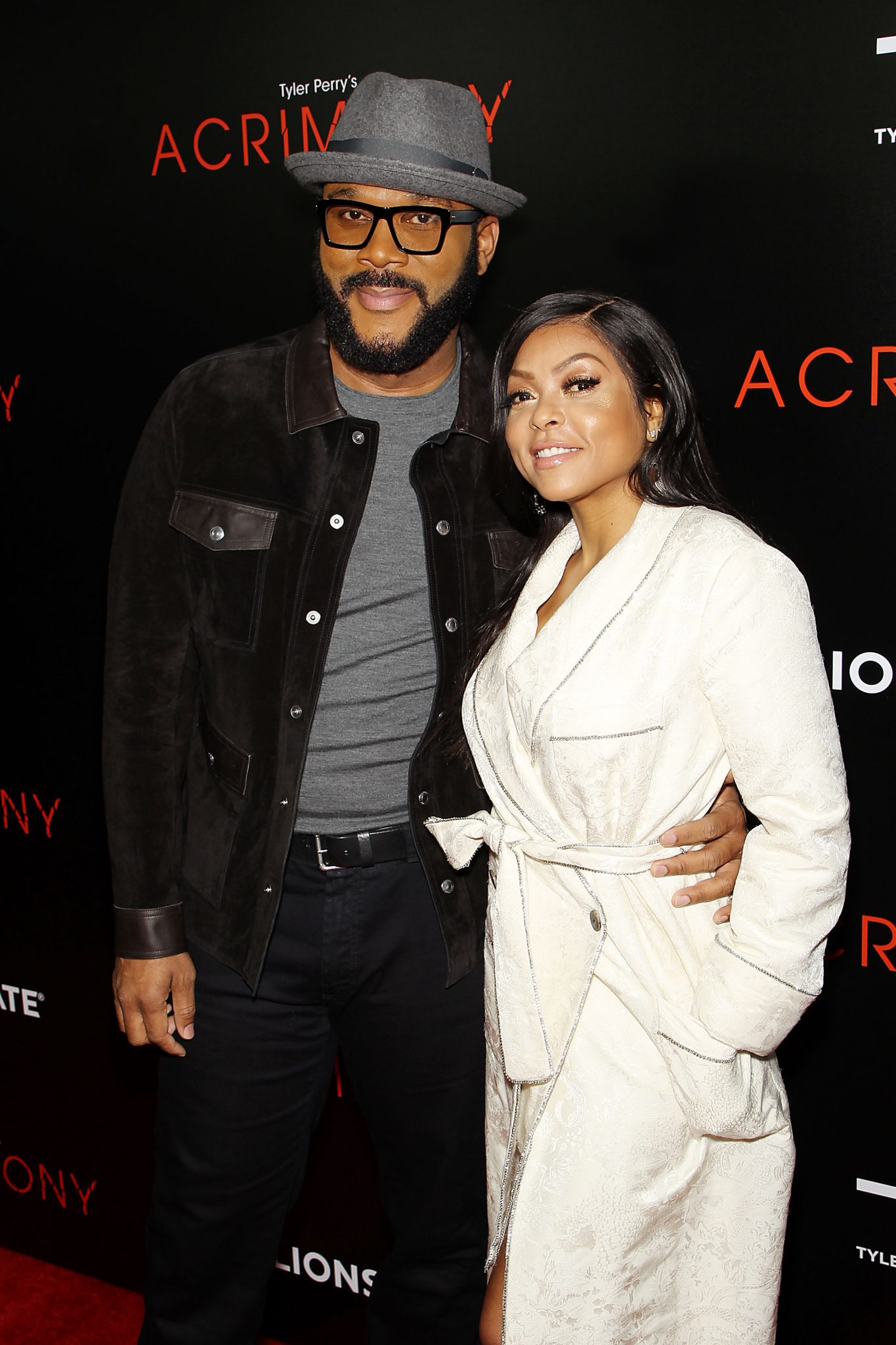 Tyler Perry's Acrimony World Premiere In NYC