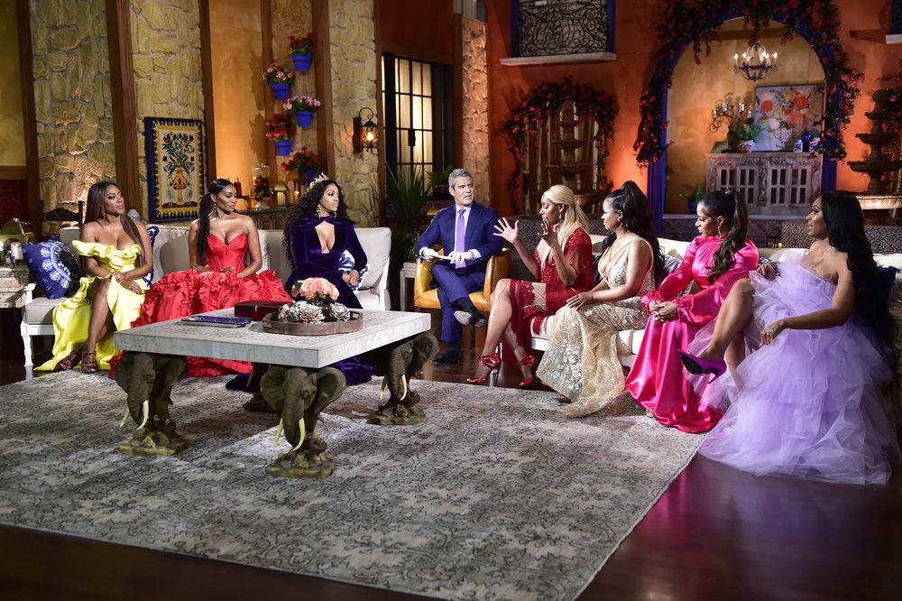 Wardrobe Breakdown: The Real Housewives Of Atlanta Reunion Show
