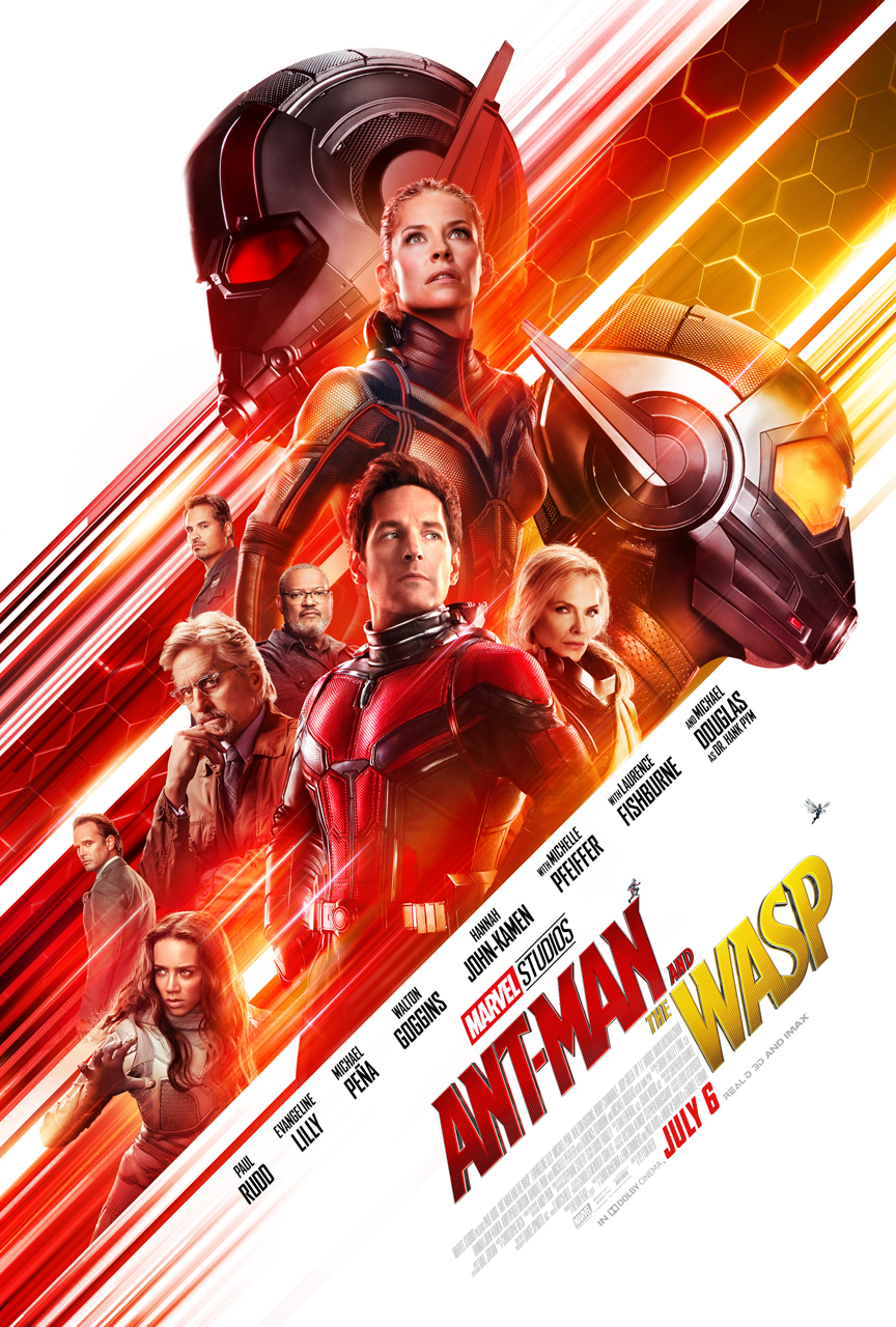 New Movie: Ant-Man And The Wasp New Trailer & Poster Now