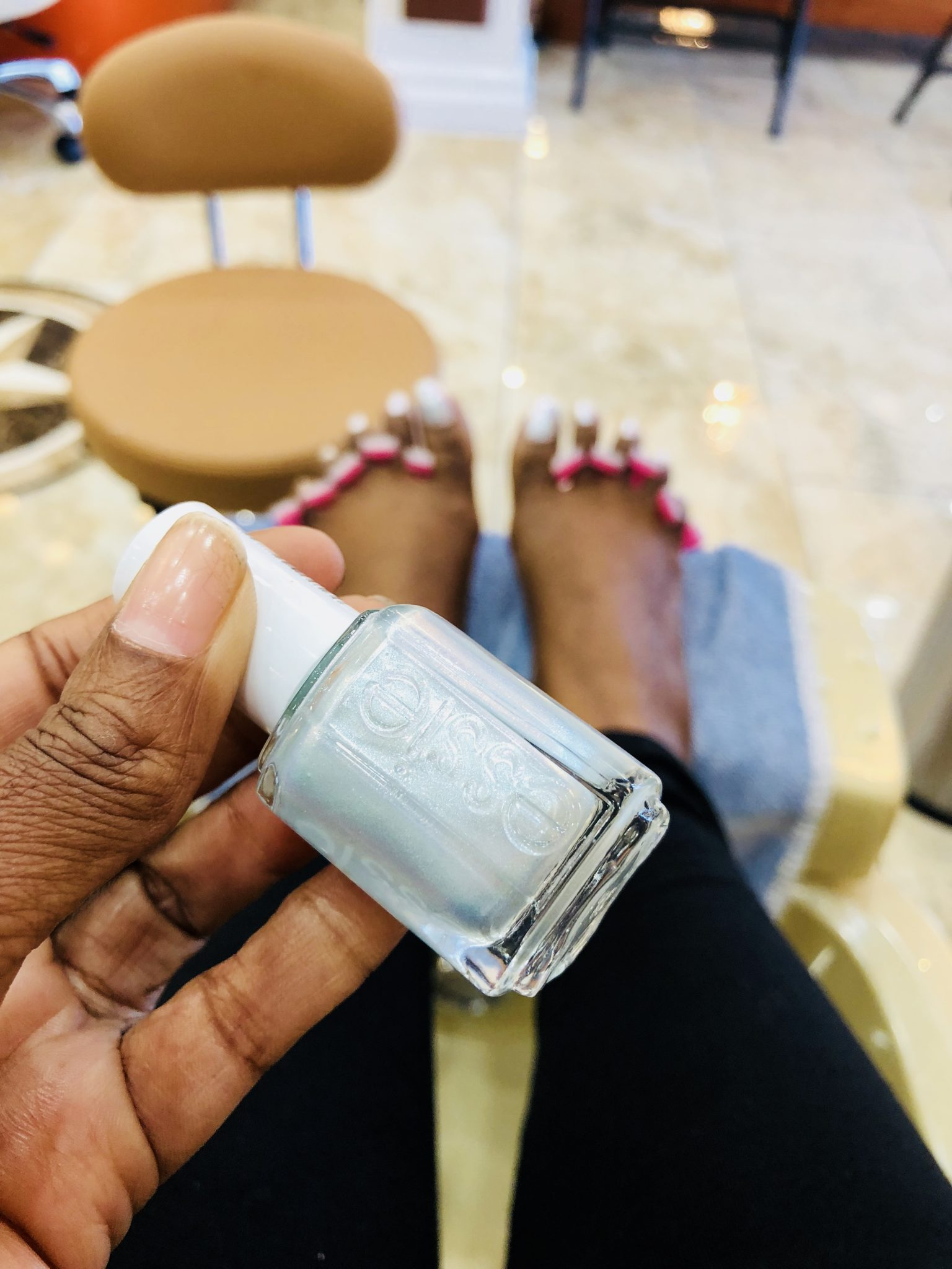 Essie Seaglass Shimmers Collection