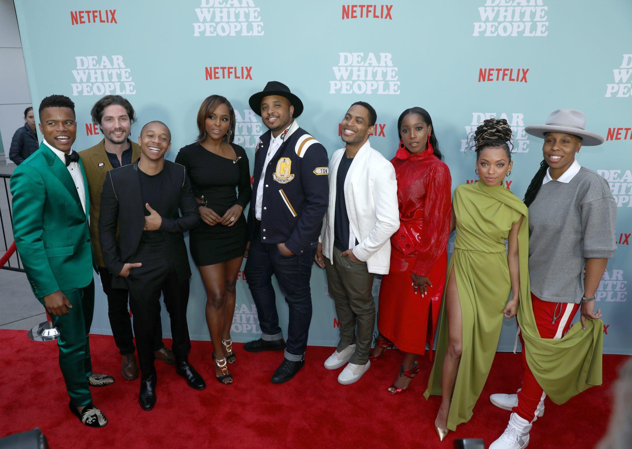 Dear White People Vol 2. Premiere In Los Angeles