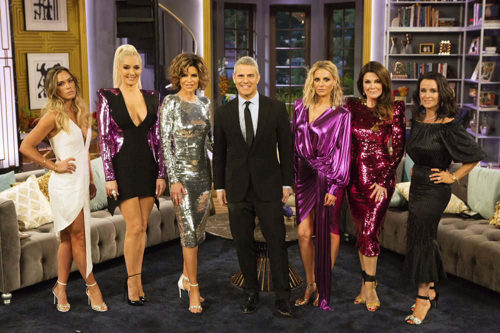 Wardrobe Breakdown: The Real Housewives Of Beverly Hills Reunion