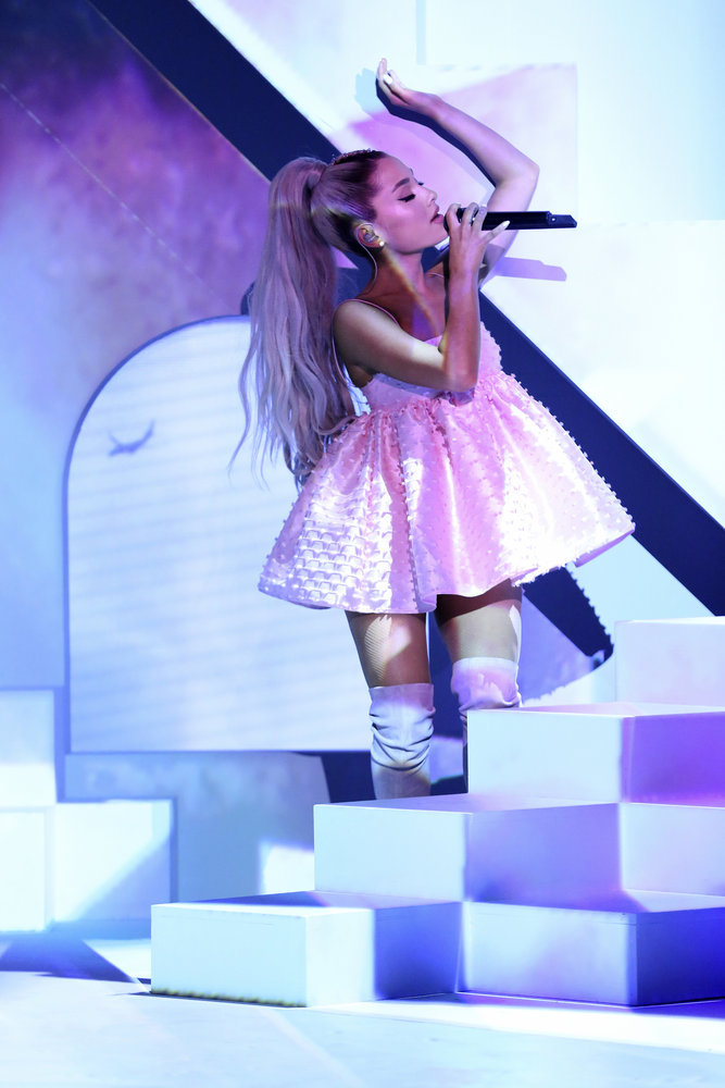In Case You Missed It: Ariana Grande On The Tonight Show Starring Jimmy Fallon