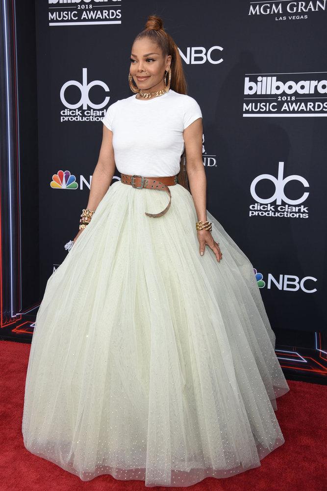 Wardrobe Breakdown: Janet Jackson At Billboard Music Awards
