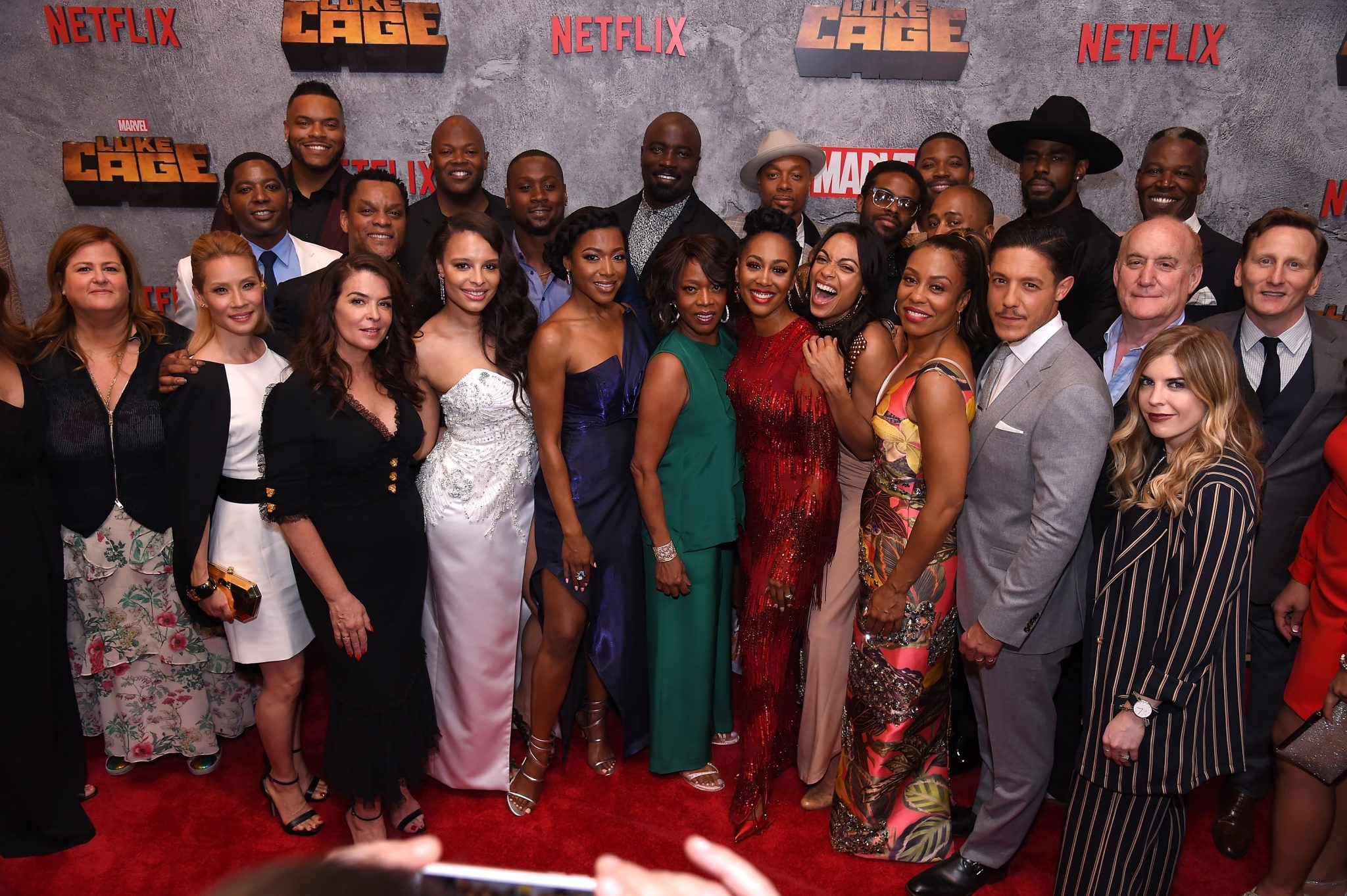 Luke Cage Season 2 New York City Premiere