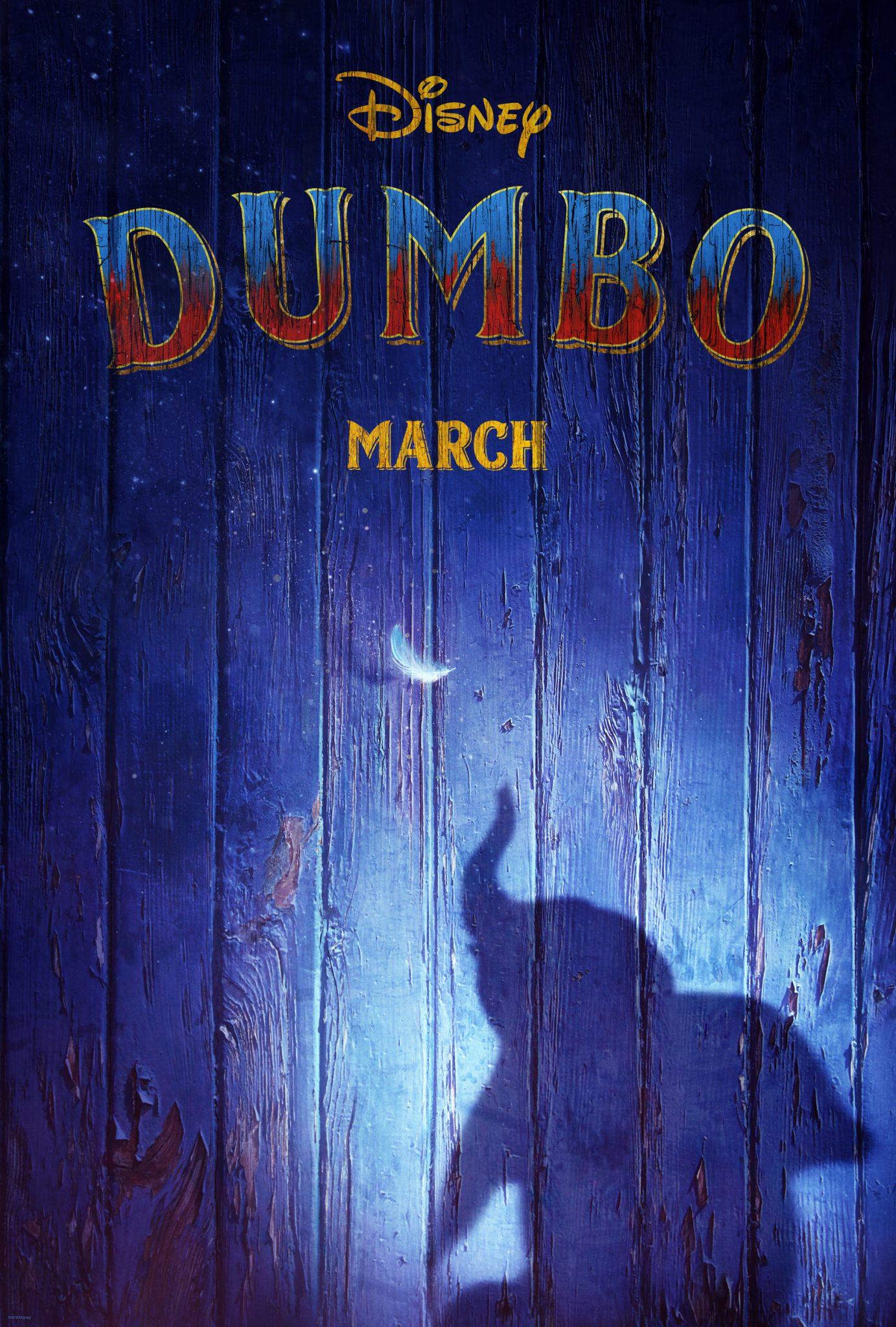 New Movie: Disney Dumbo