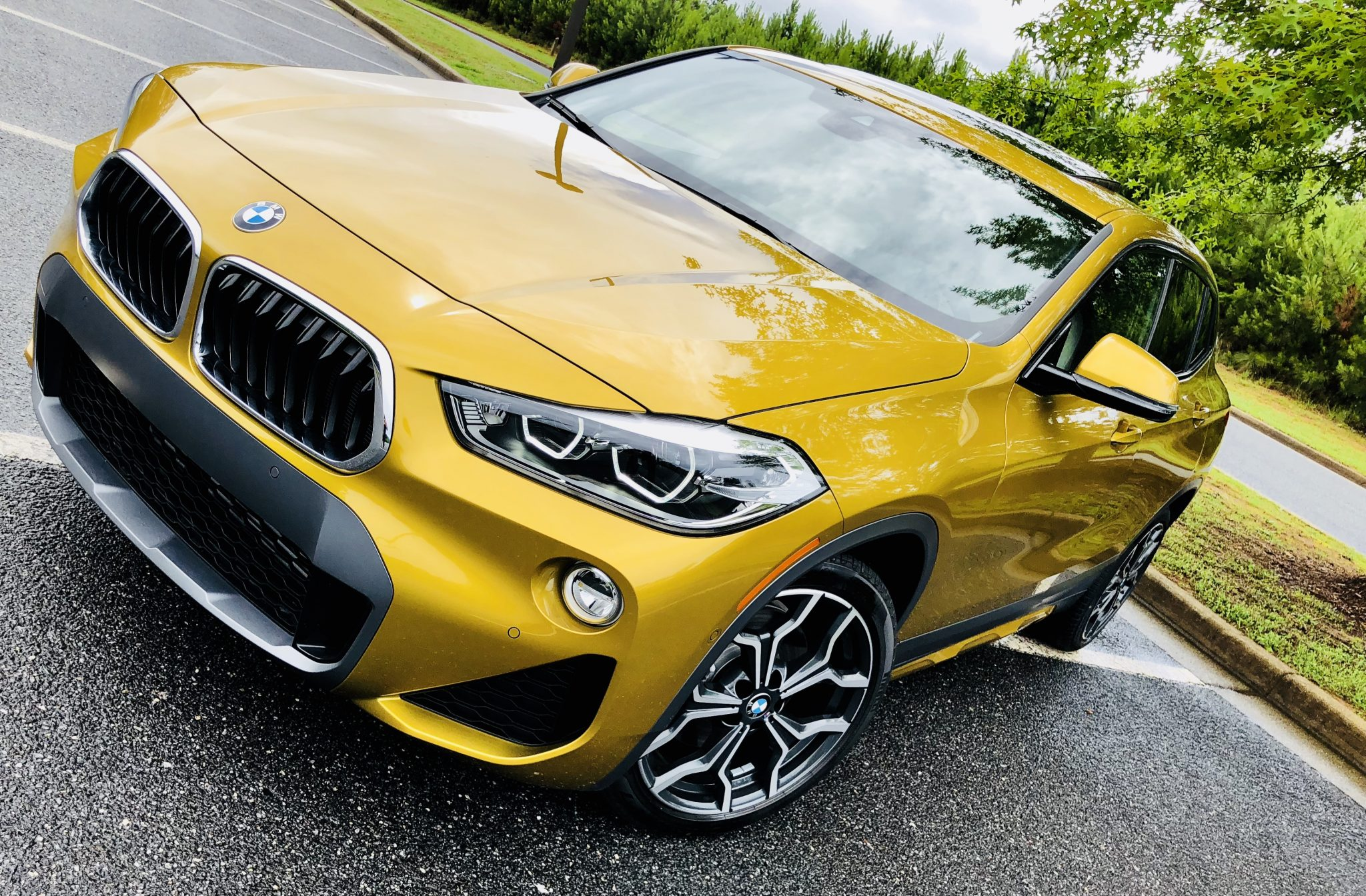 Five Things I Loved About The BMW X2