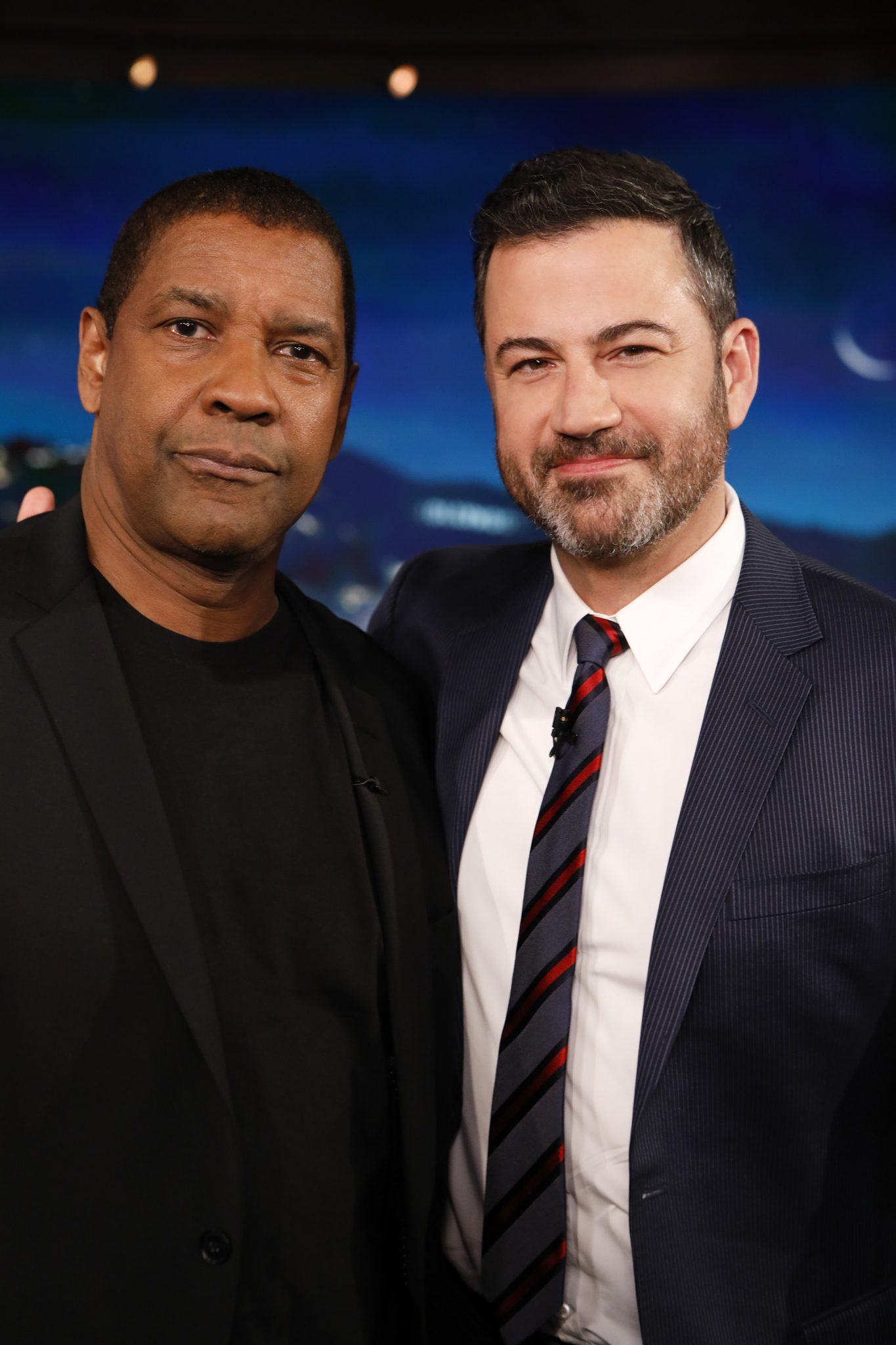 In Case You Missed It: Denzel Washington On Jimmy Kimmel Live