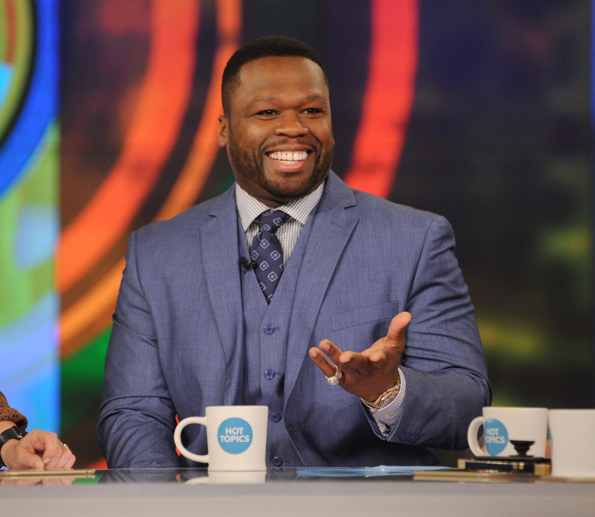 In Case You Missed It: 50 Cent On The View